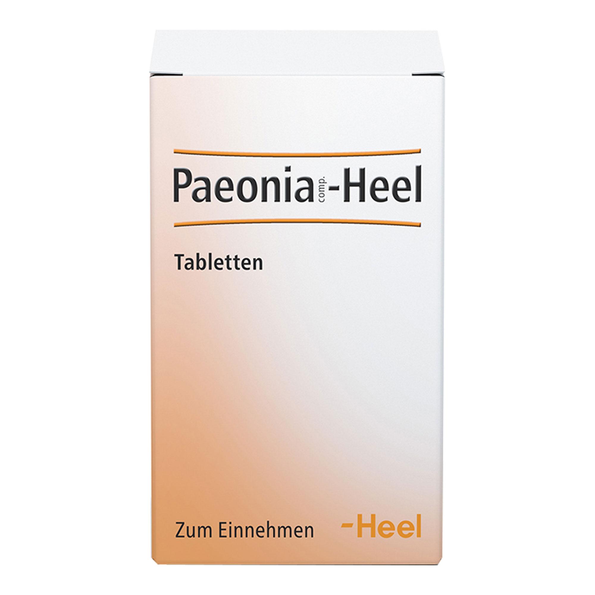 Paeonia Comp Heel