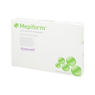 Mepiform 5x7,5 cm Verband