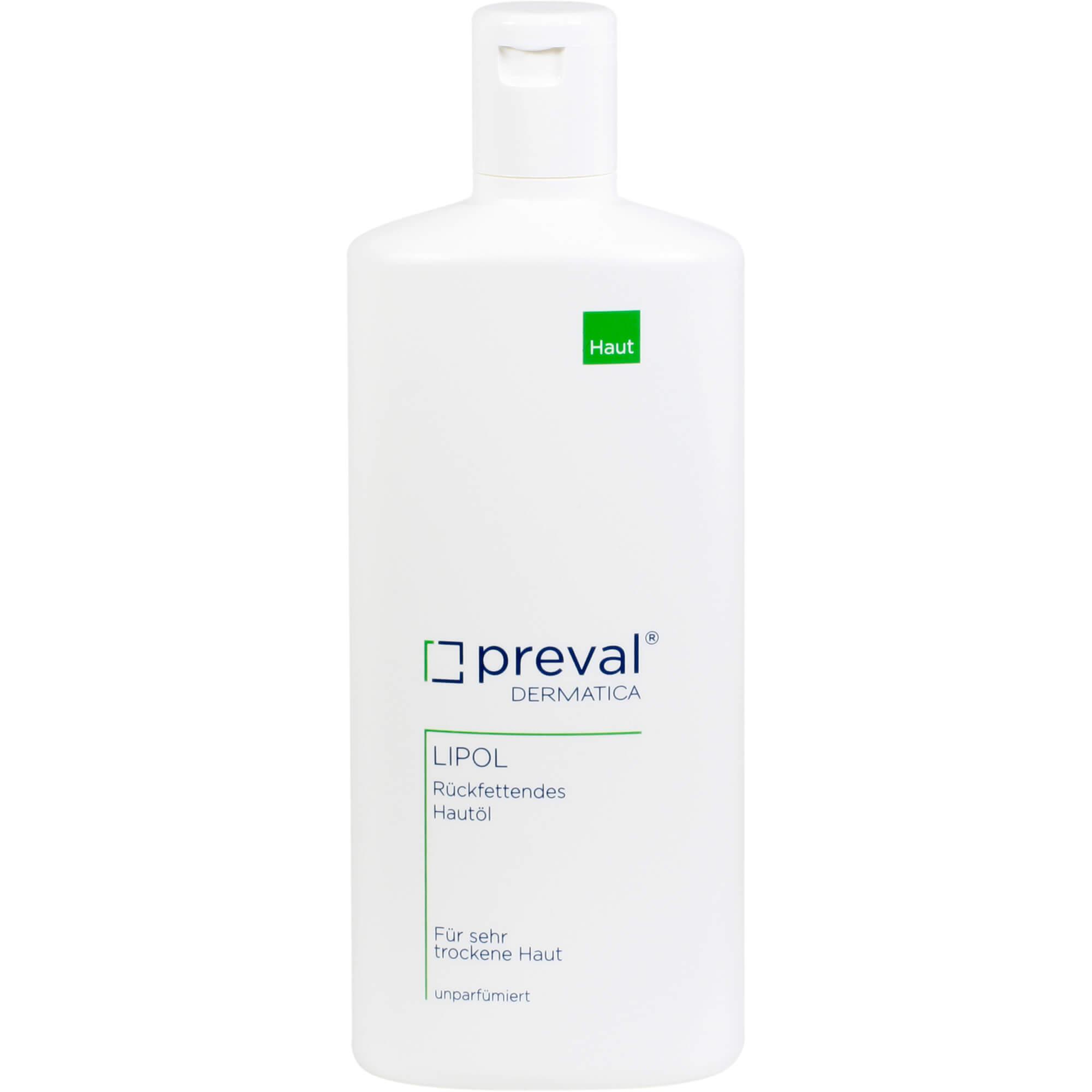 Preval Lipol Hautöl