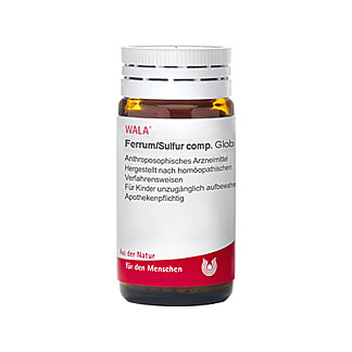 Ferrum Sulfur Comp.Globuli