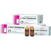 Gesundheit & Wohlbefinden L-carn Trinklösung
