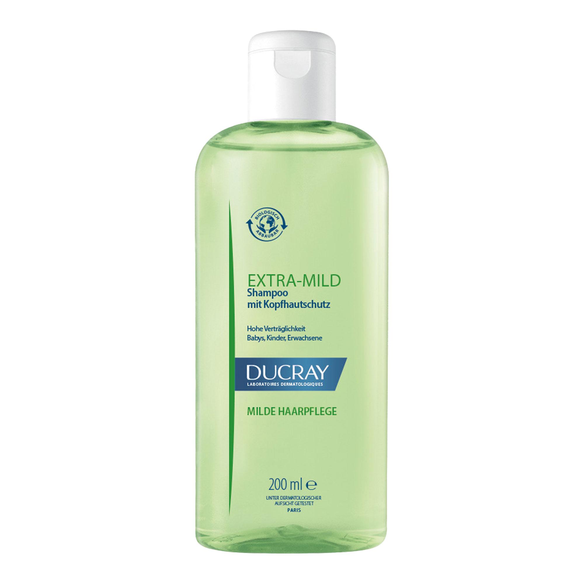 Ducray Extra Mild Shampoo