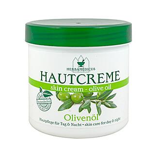 Olivenöl Hautcreme Herbamedicus