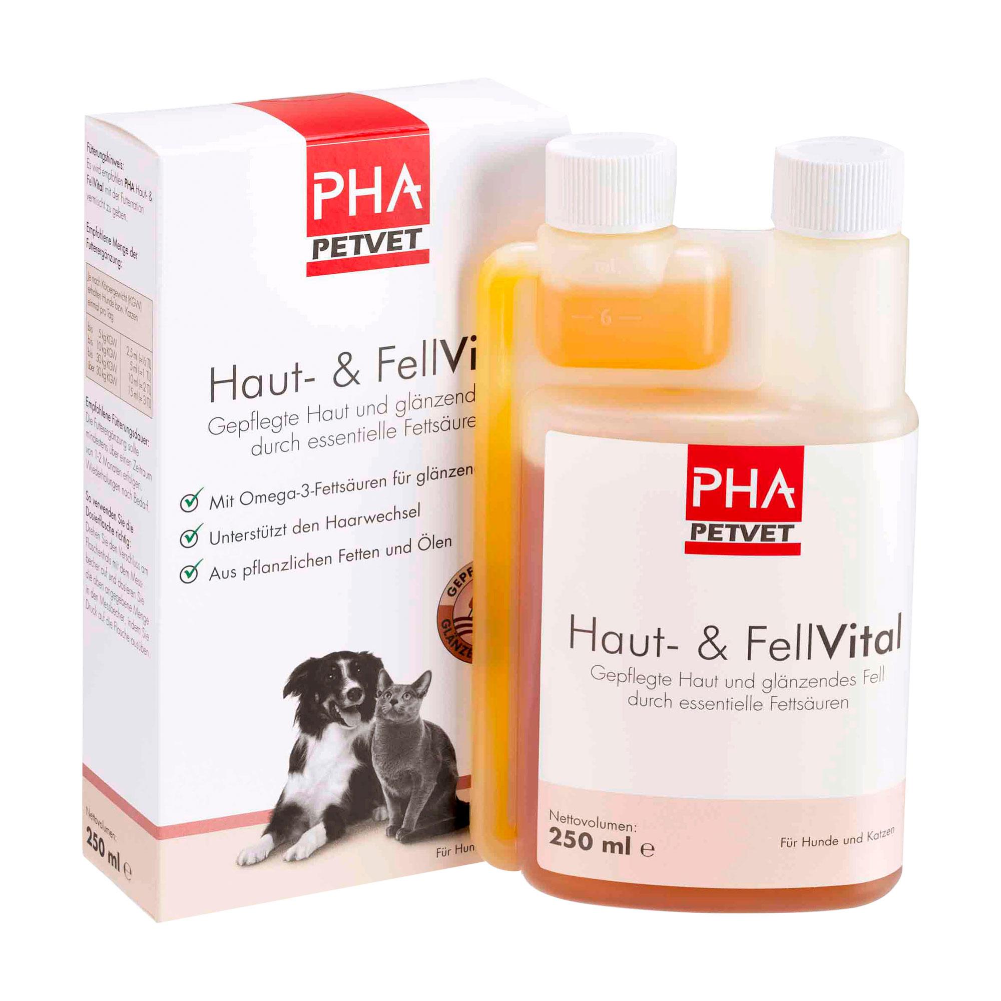 PHA Haut- & FellVital Hunde