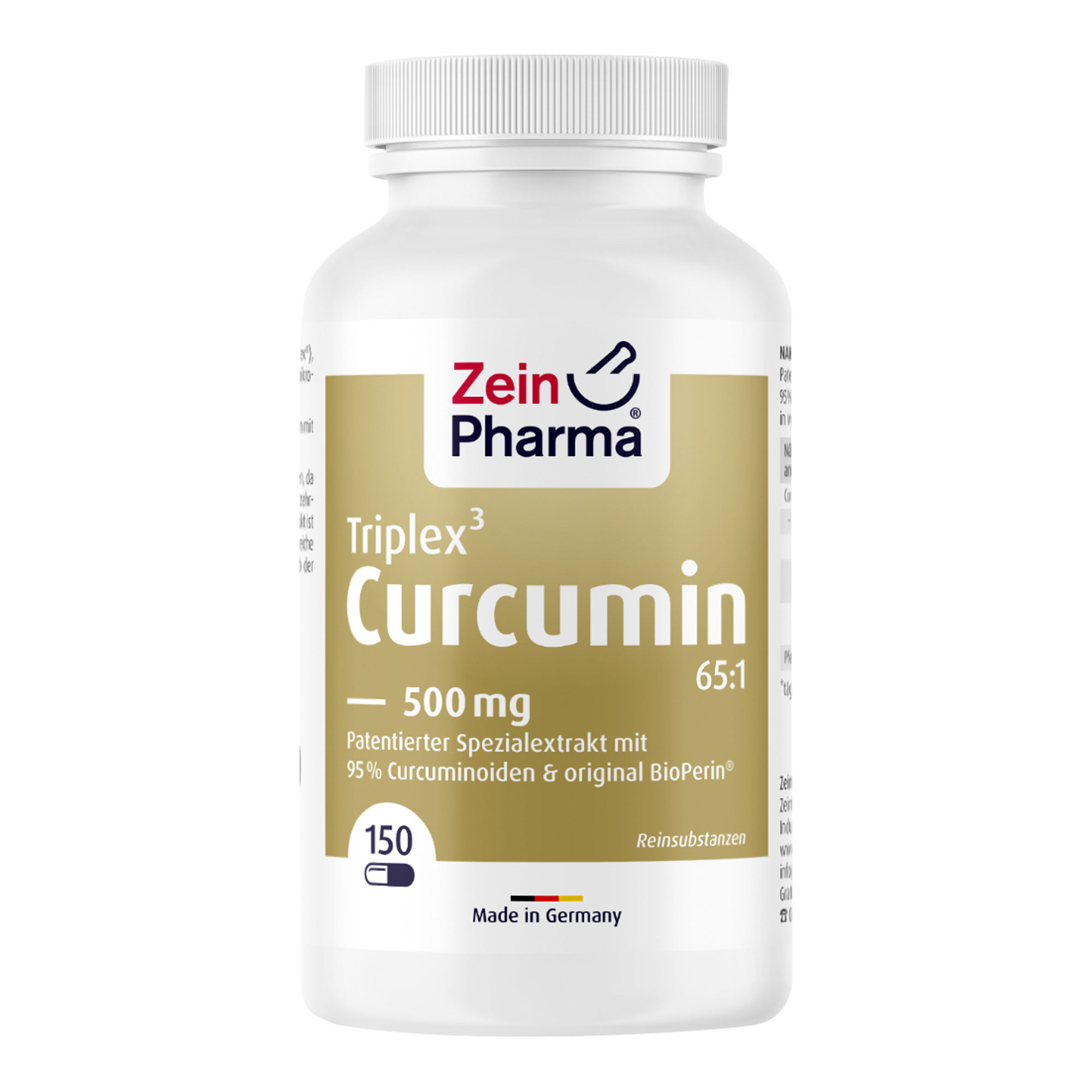 Curcumin-Triplex3 500 mg Kapseln