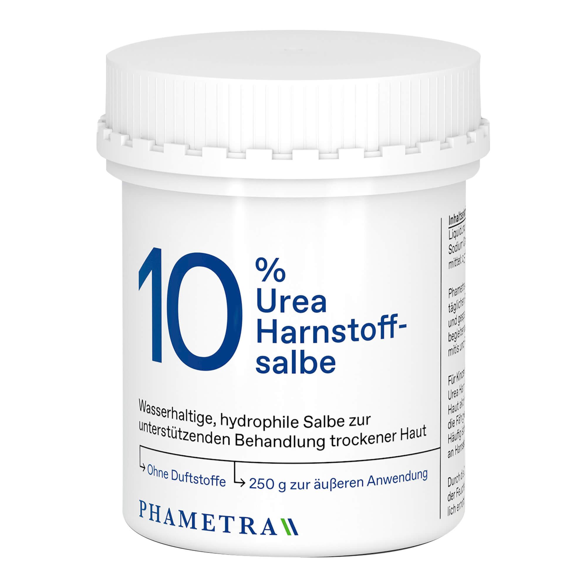 10 % Urea-Harnstoffsalbe