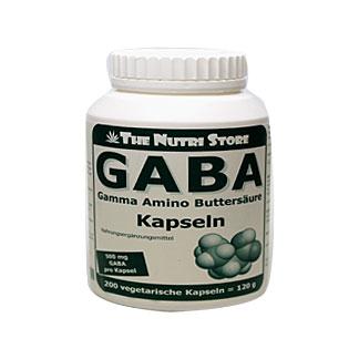 GABA 500MG VEGETARISCHE KA