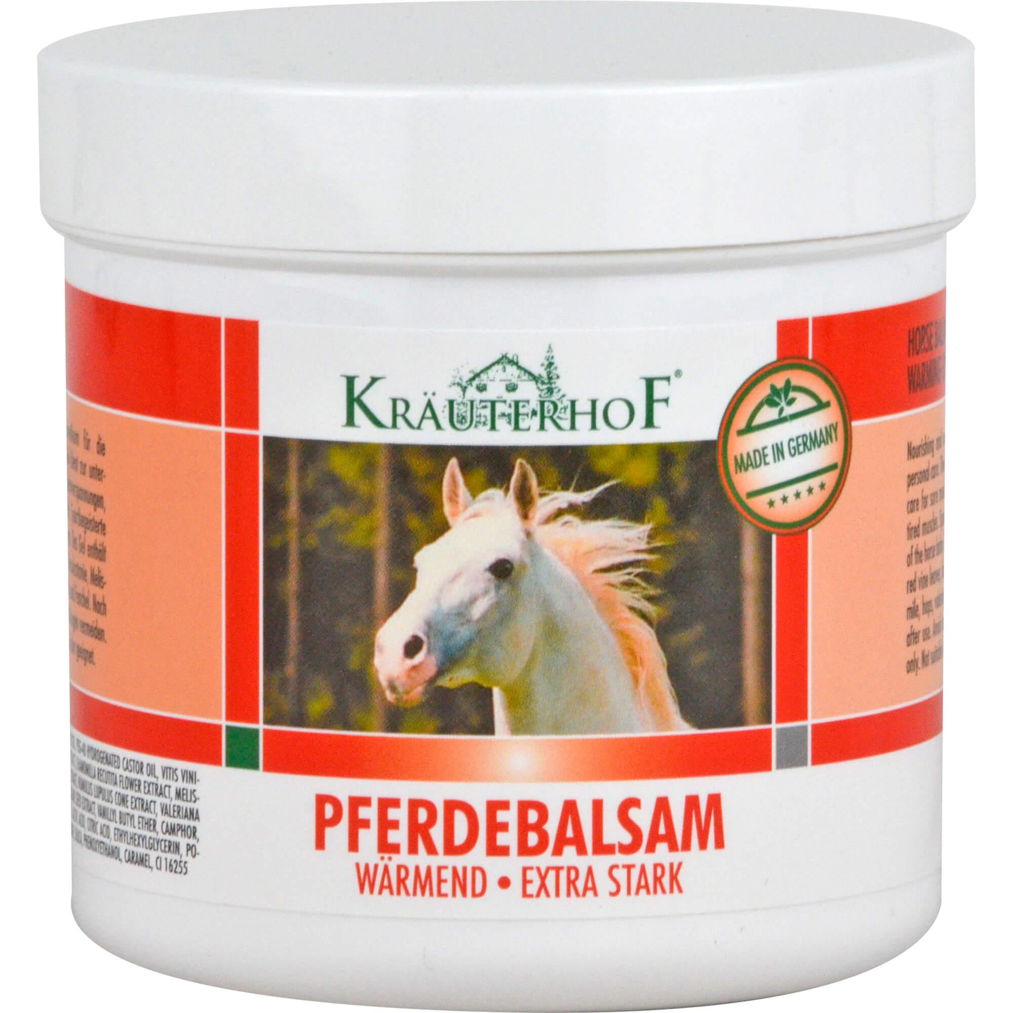 PFERDEBALSAM WAERM KR HOF