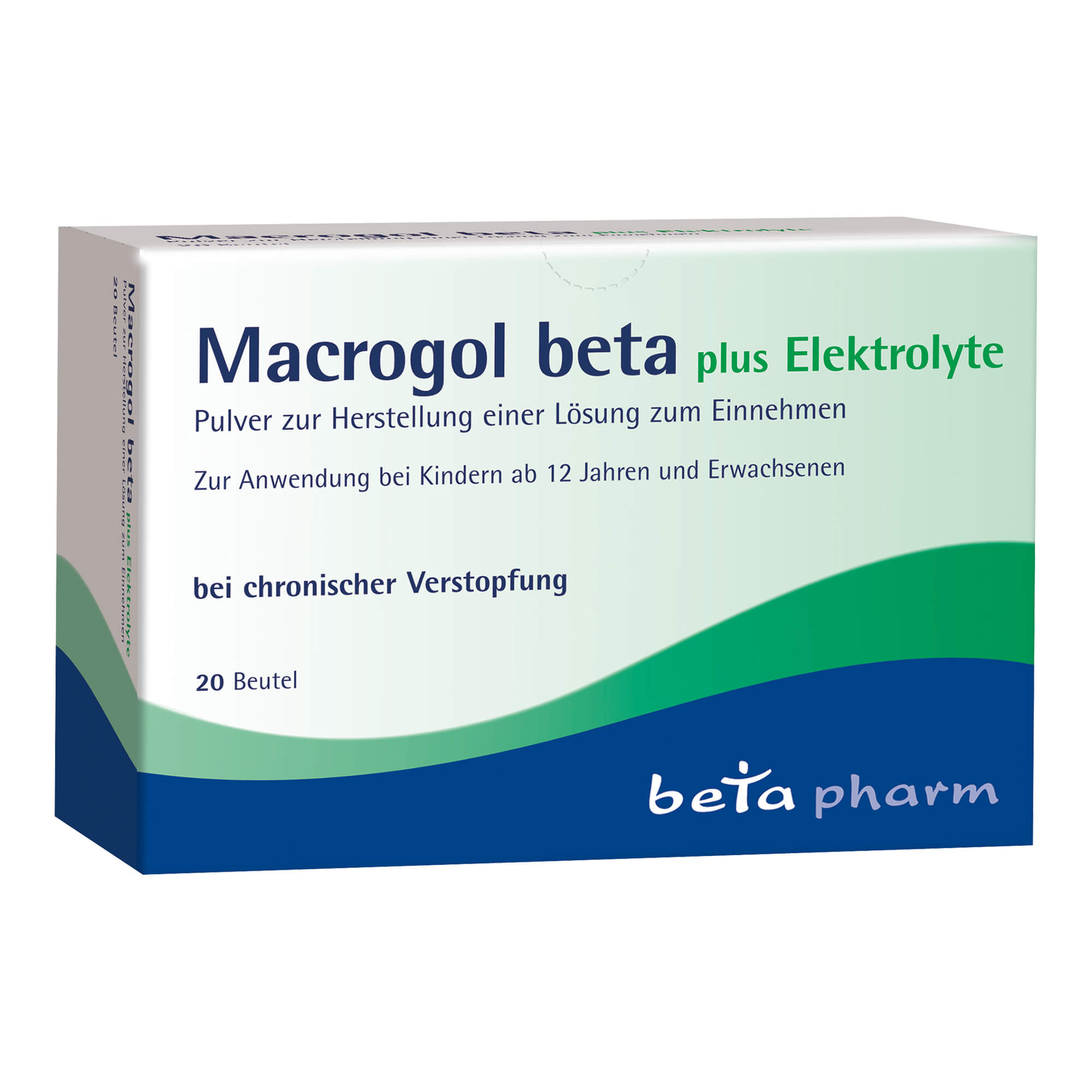 Macrogol beta plus Elektrolyte