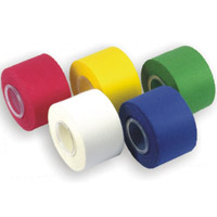 Tape elastisch 5cmx5m rot