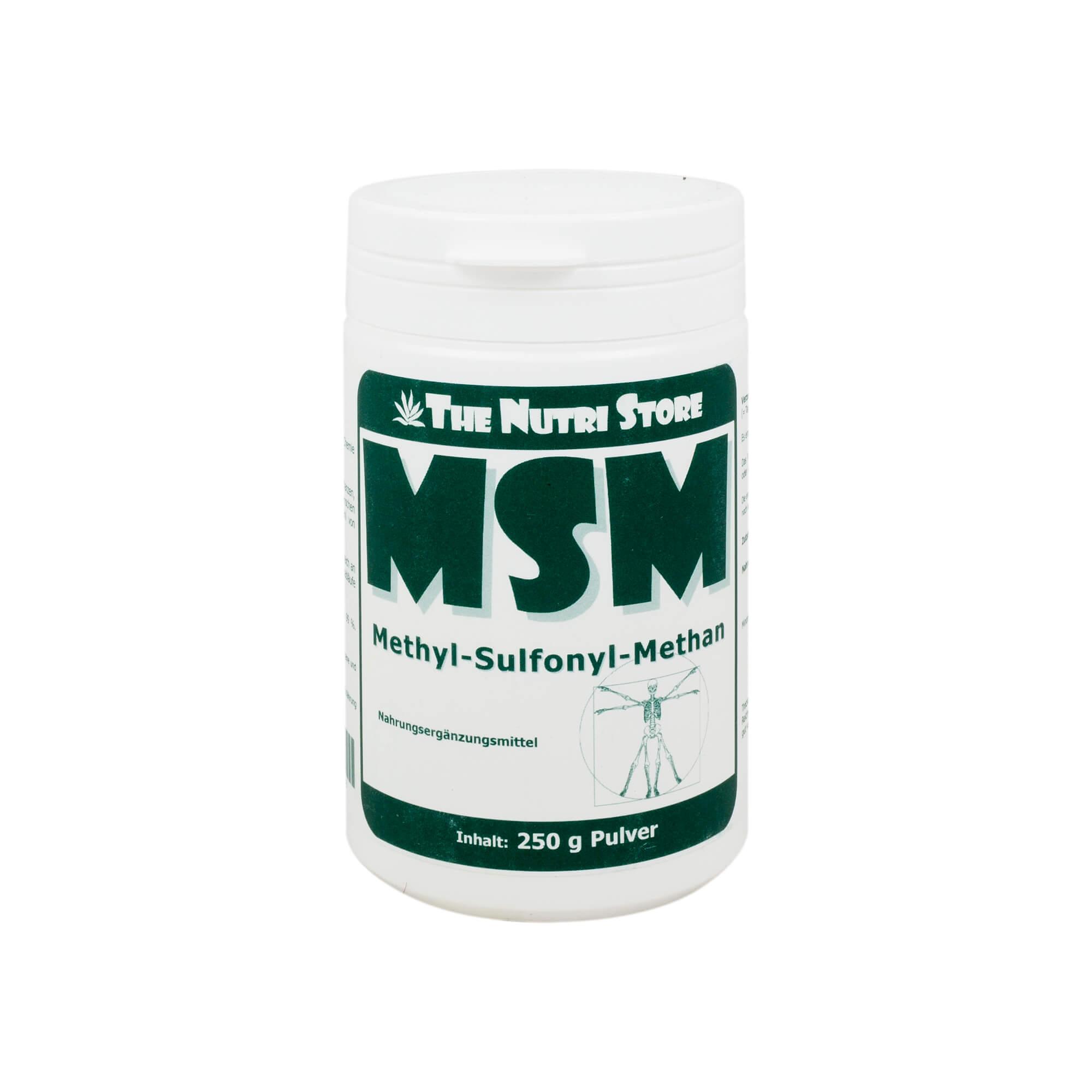 MSM 100% REIN METHYL-SULFO