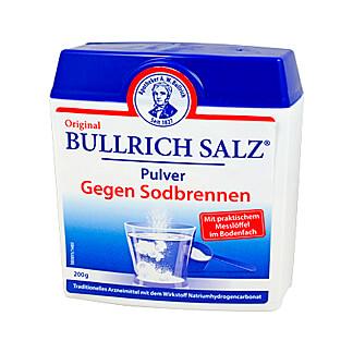 Bullrich Salz Pulver