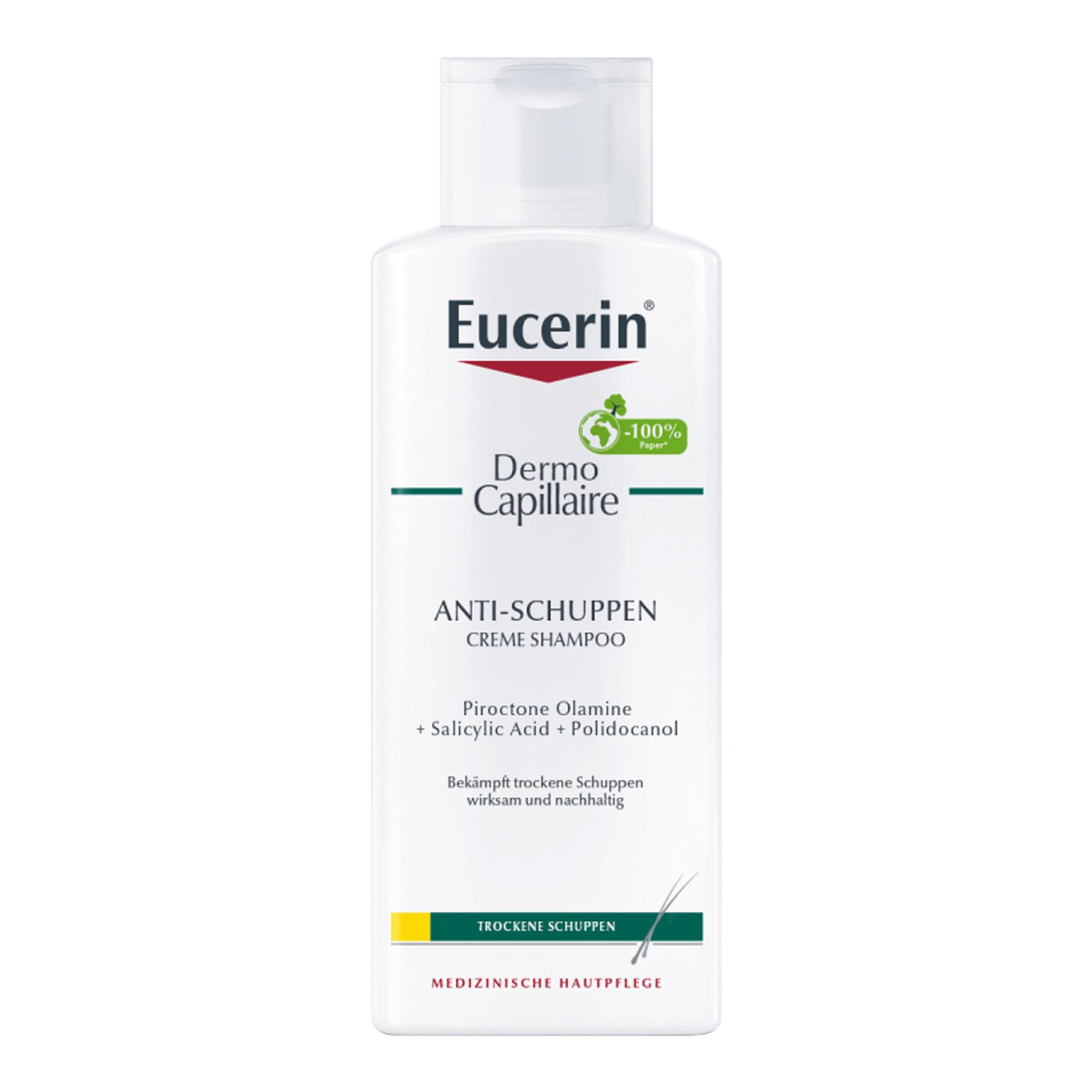 Eucerin DermoCapillaire Anti-Schuppen Creme Shampoo