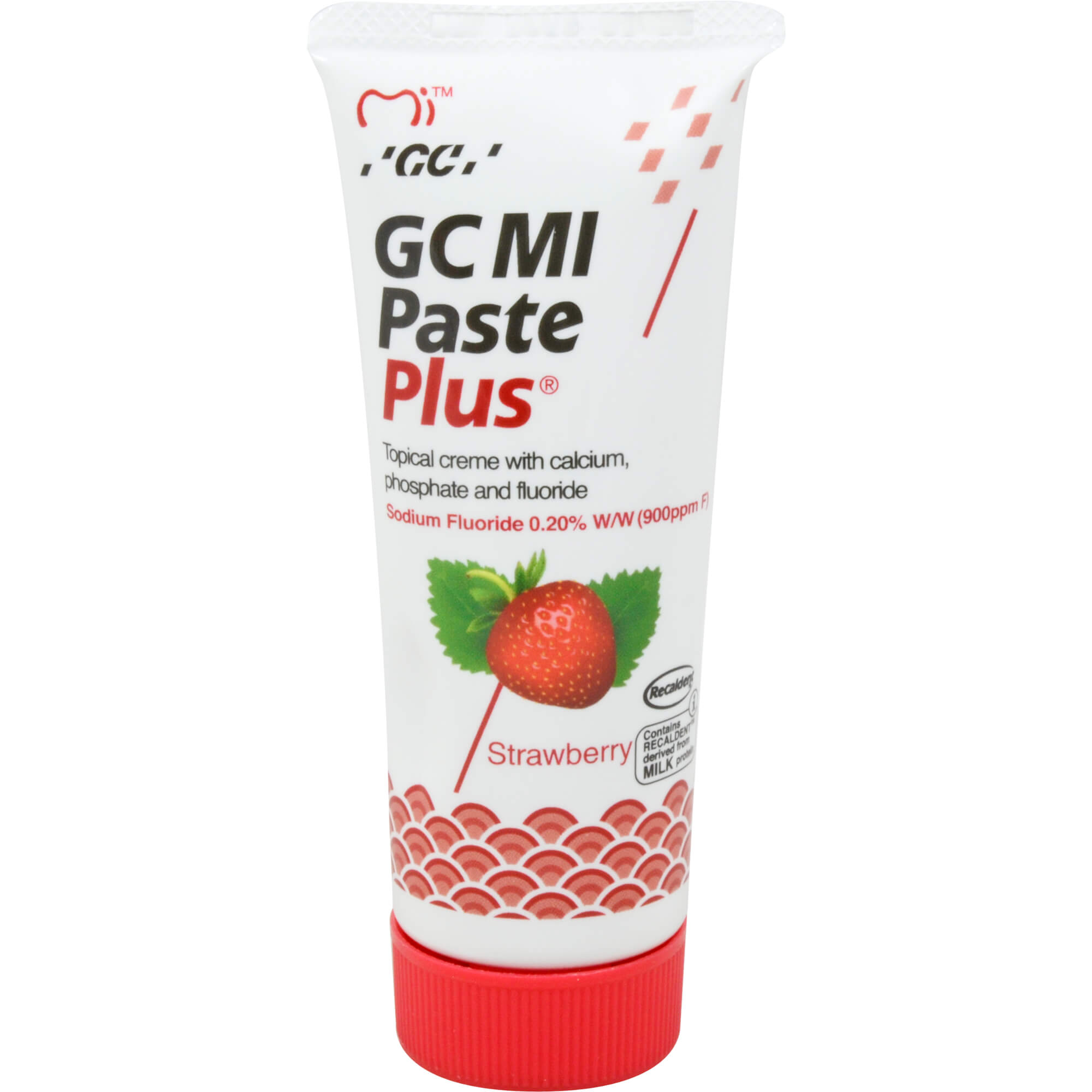 GCMI PASTE PLUS ERDBEERE