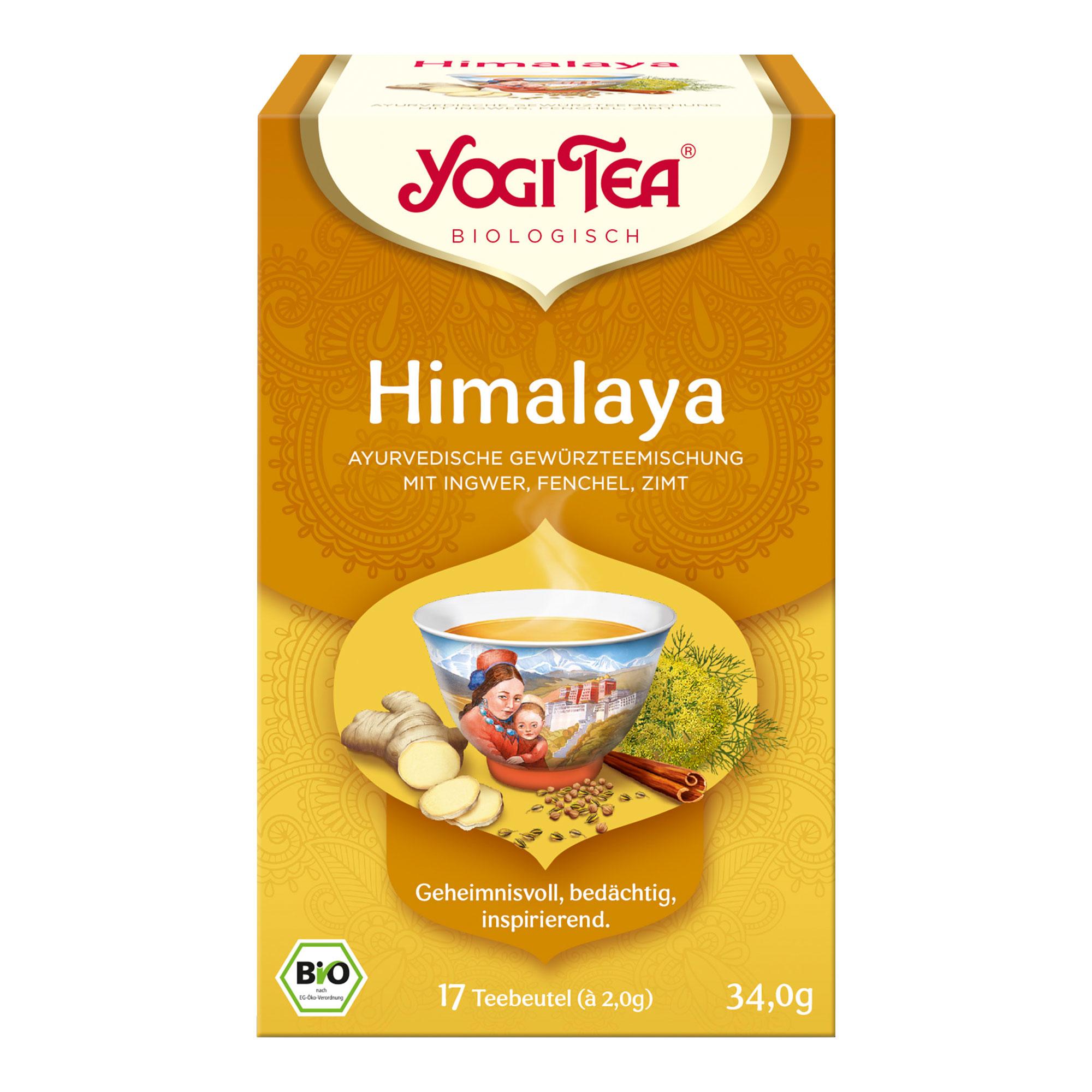 Yogi TEA Himalaya Bio