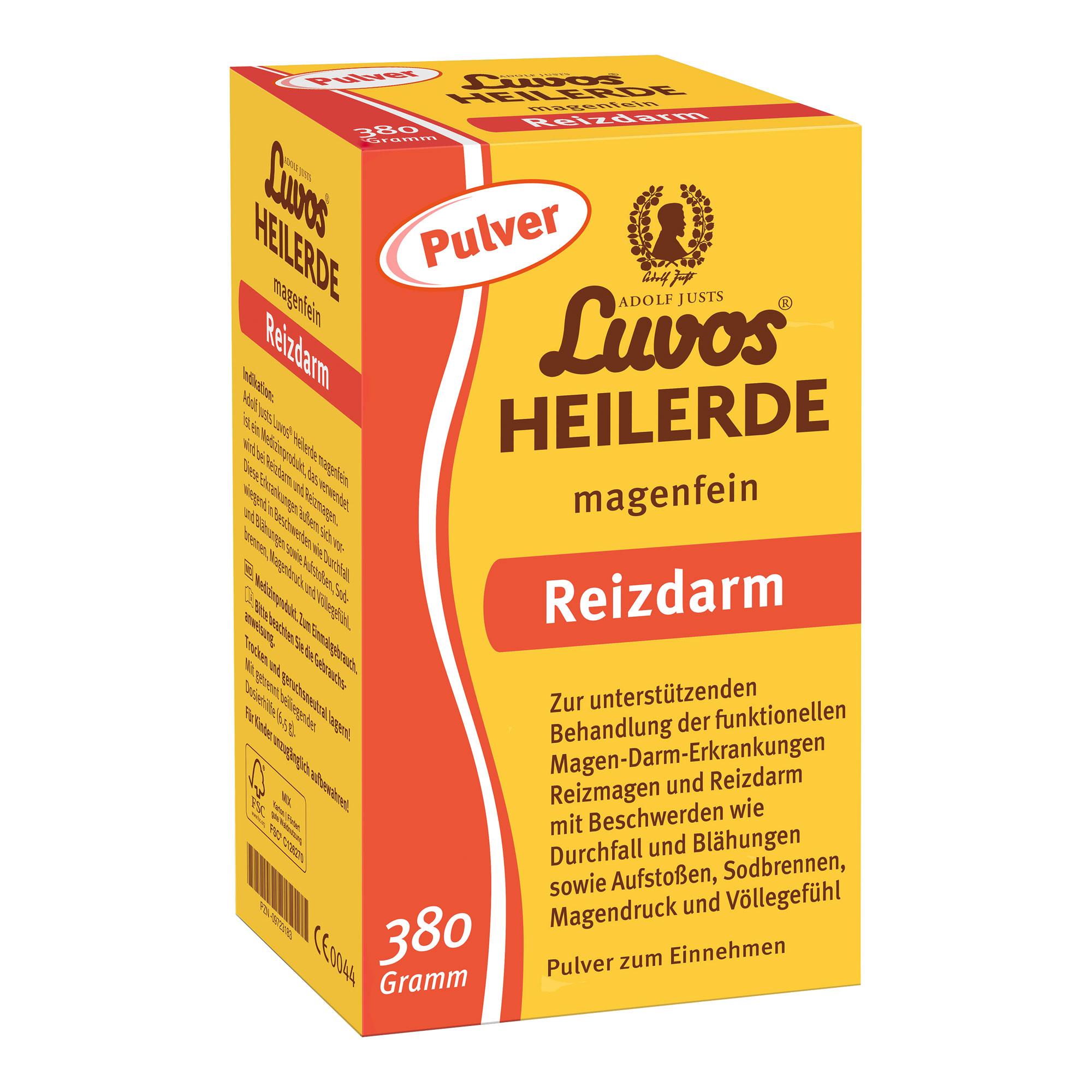 Luvos-Heilerde magenfein Pulver