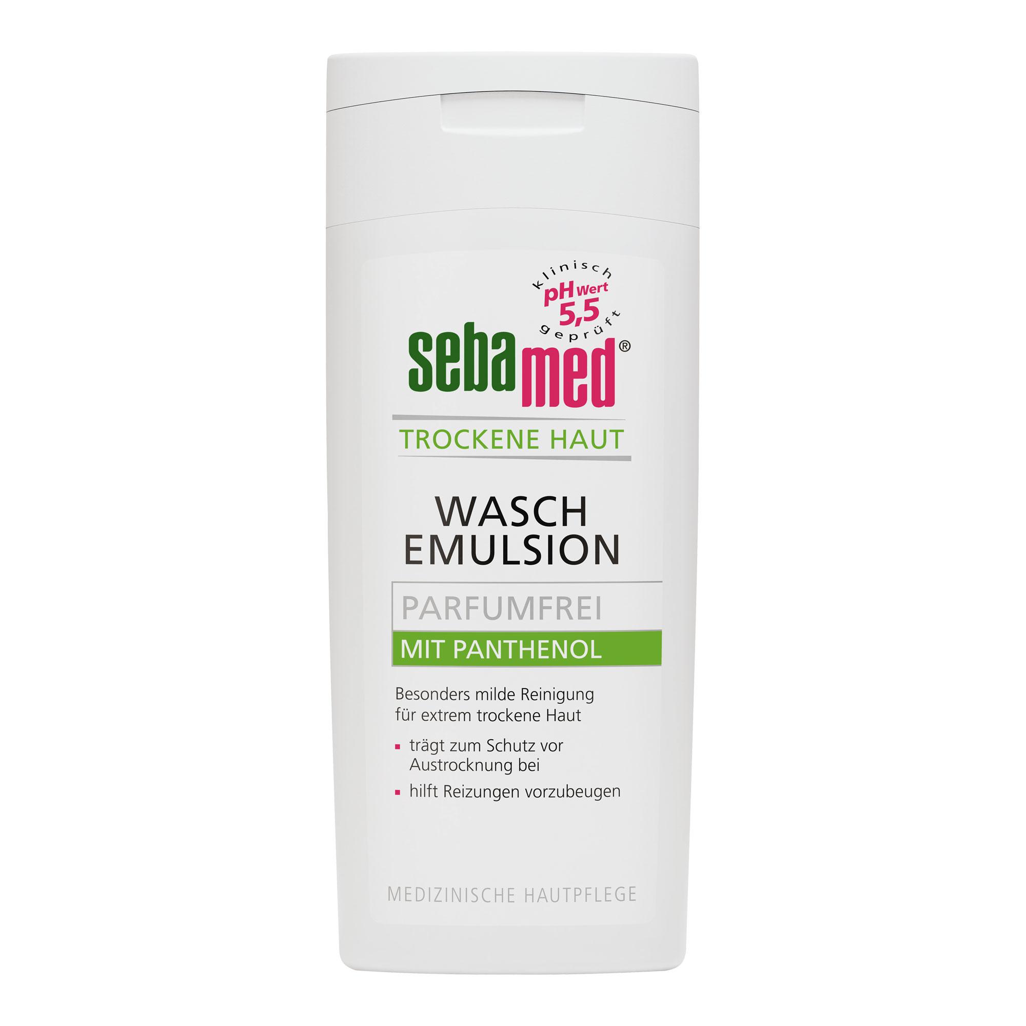 Sebamed Trockene Haut Waschemulsion parfümfrei