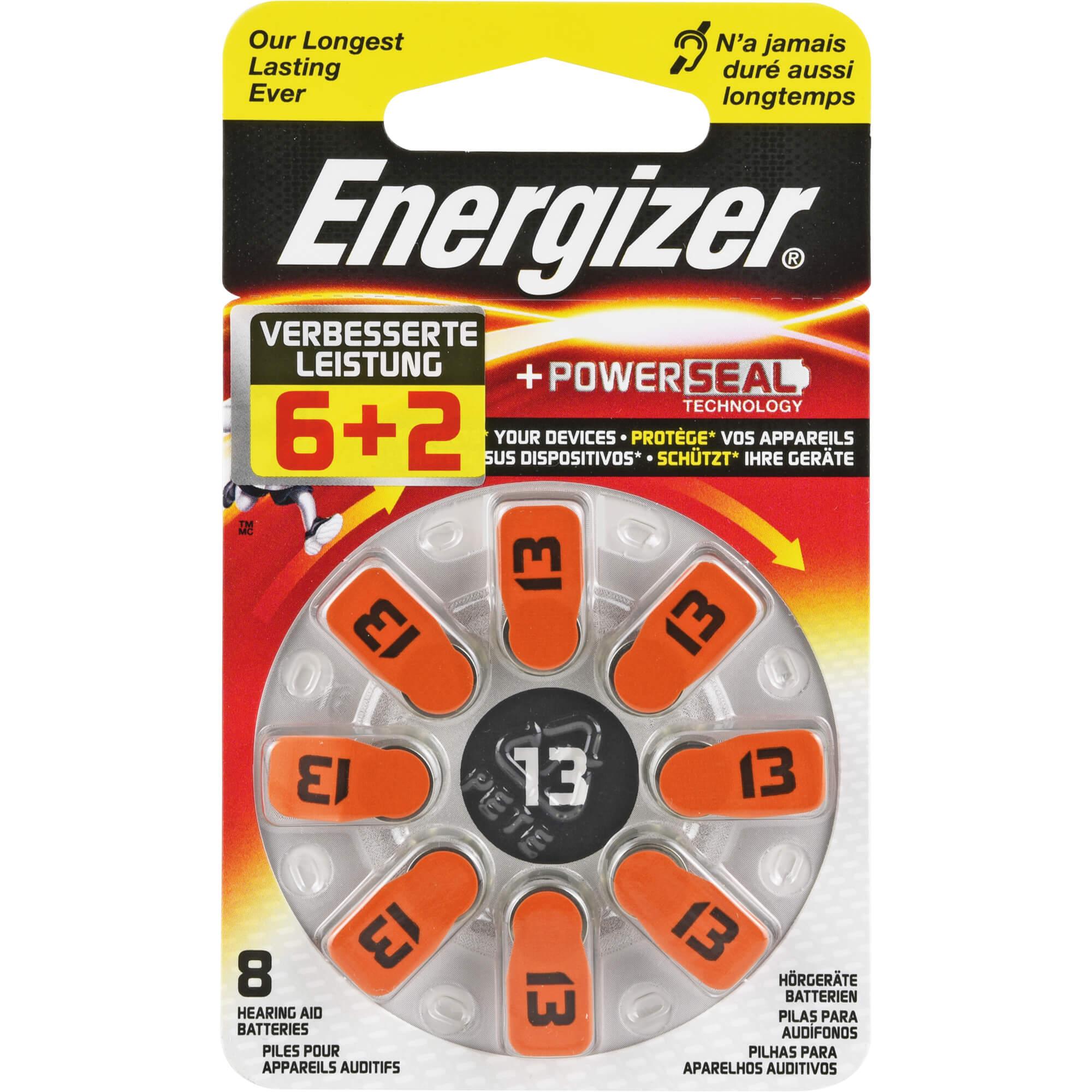 ENERGIZER HOERGER BATT 13