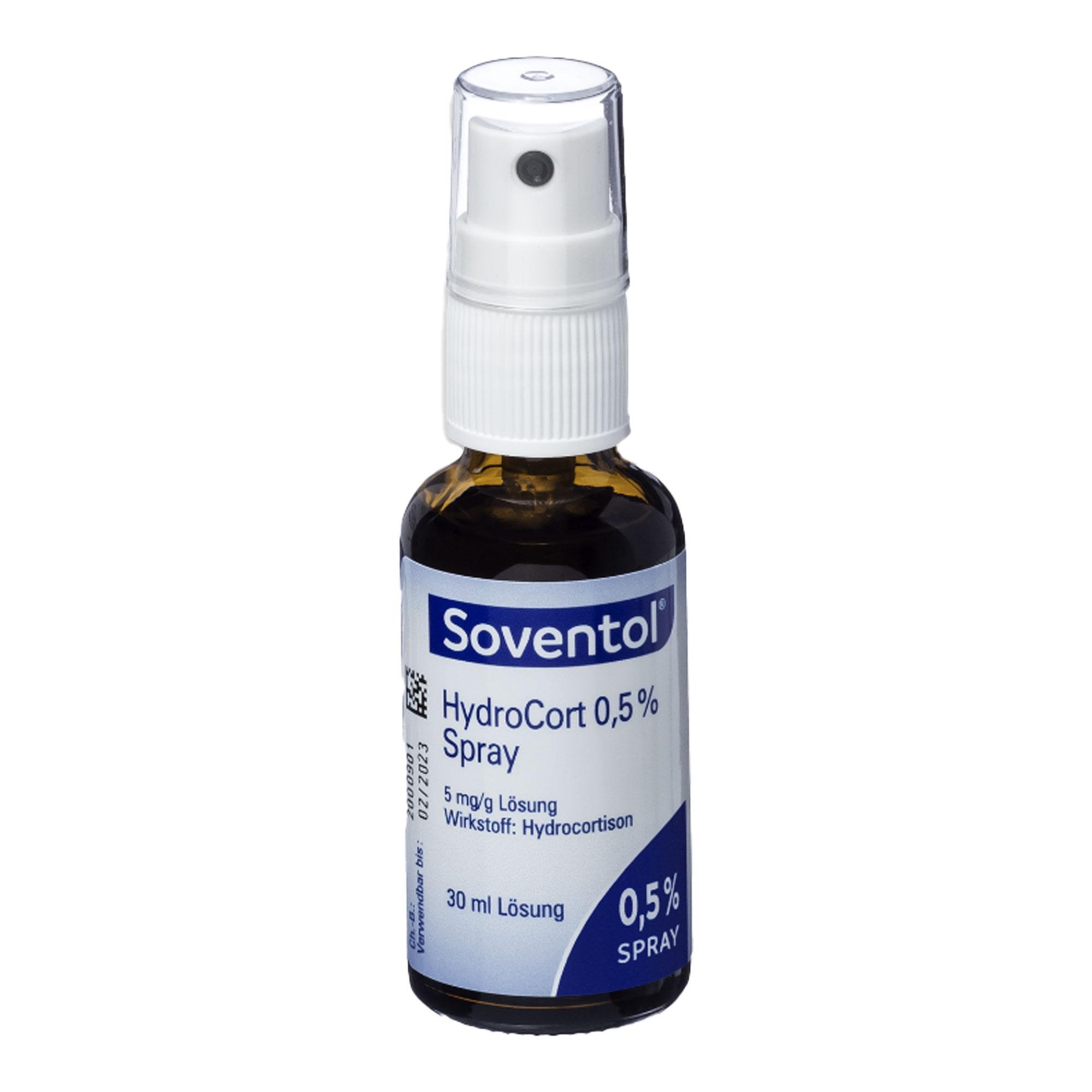 Soventol HydroCort 0,5 % Spray