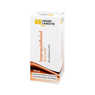 Isopropylalkohol 70% V/V Henry Lamotte