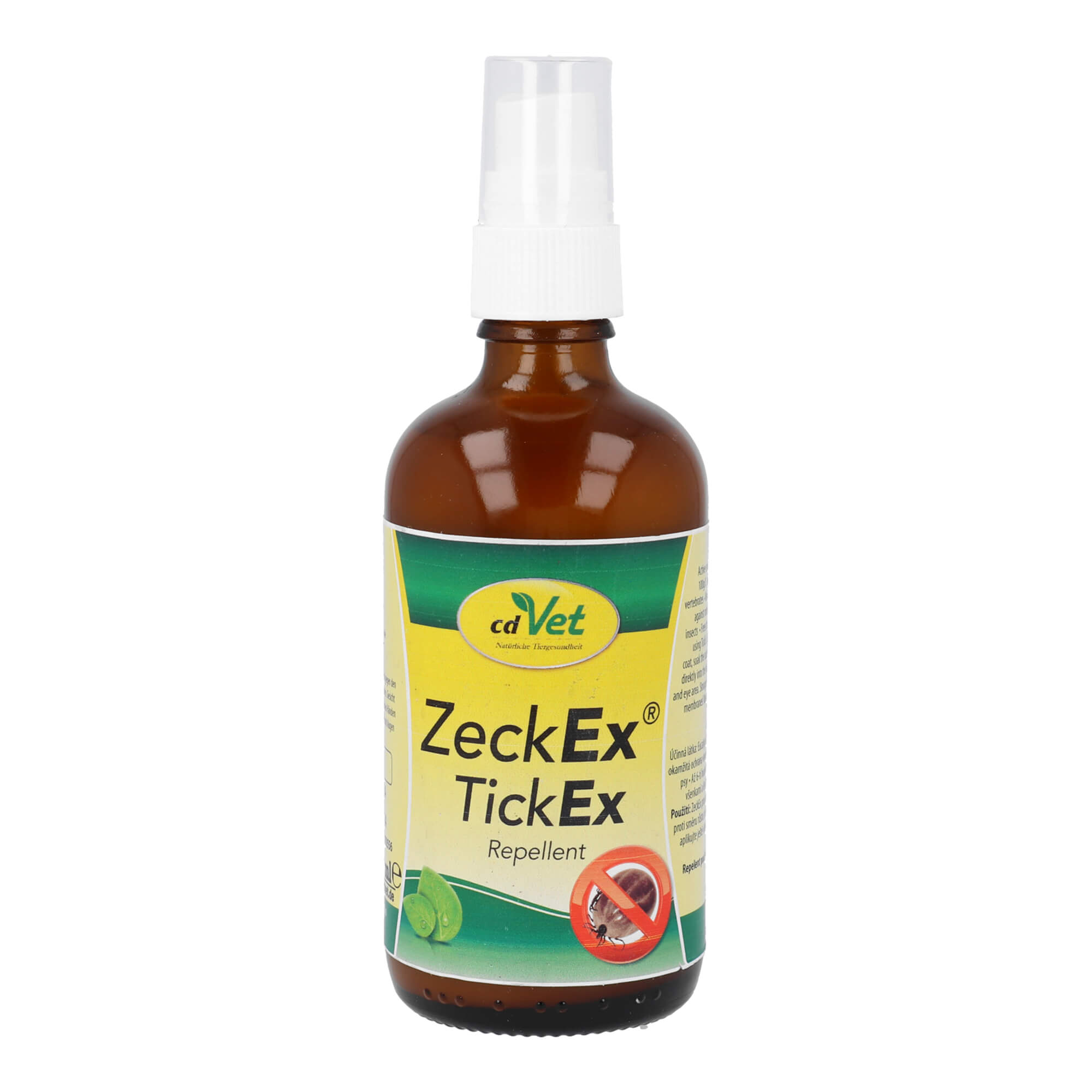 ZeckEx flüssig Vet.
