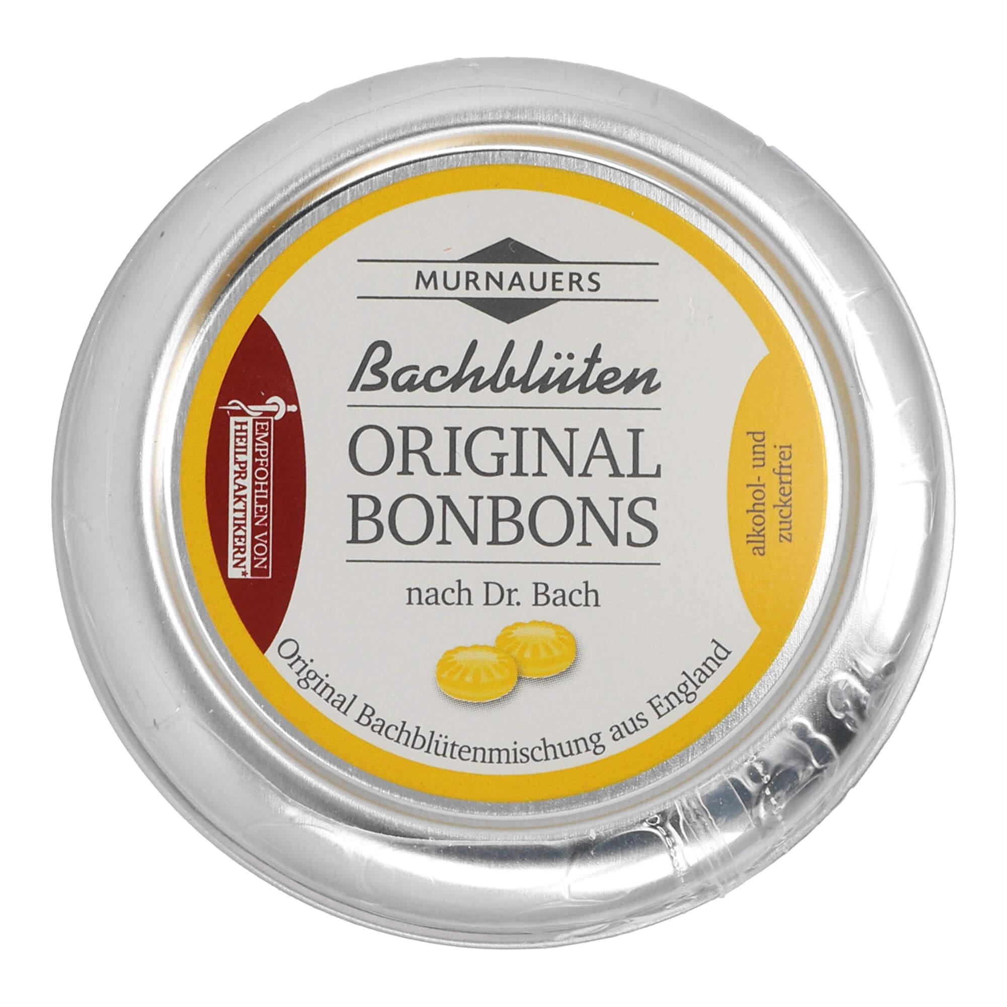 Murnauer Bachblüten Original Bonbons nach Dr. Bach