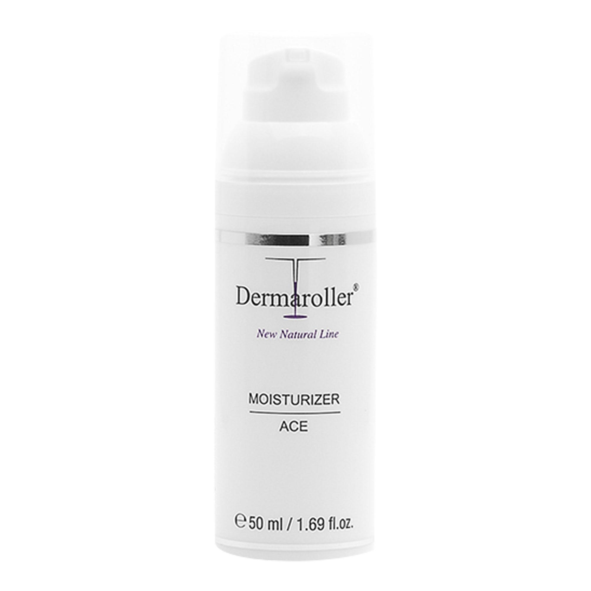 Dermaroller Skin Care Natural Line Moisturizer Tagescreme
