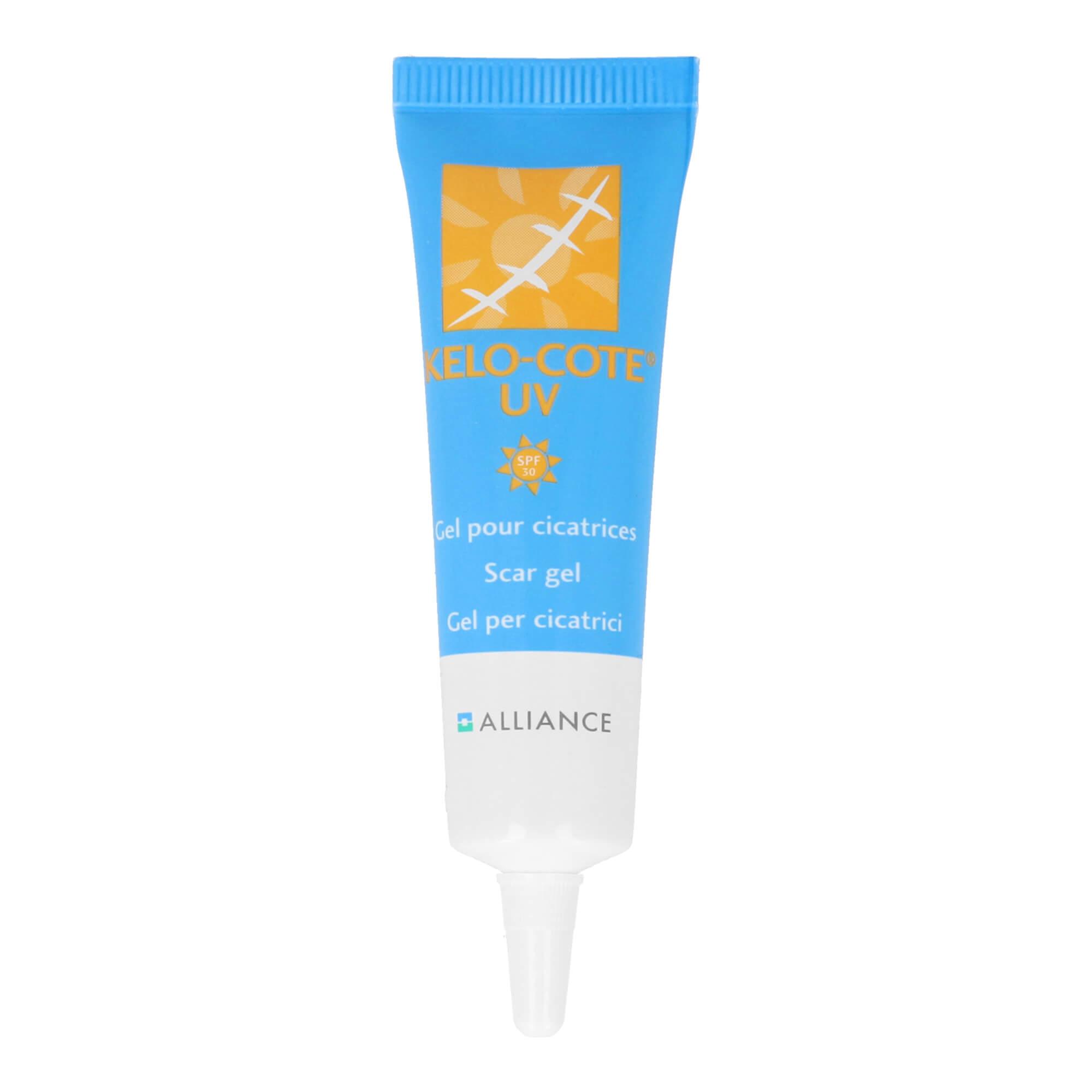Kelo-Cote UV Silikon-Narbengel LSF 30