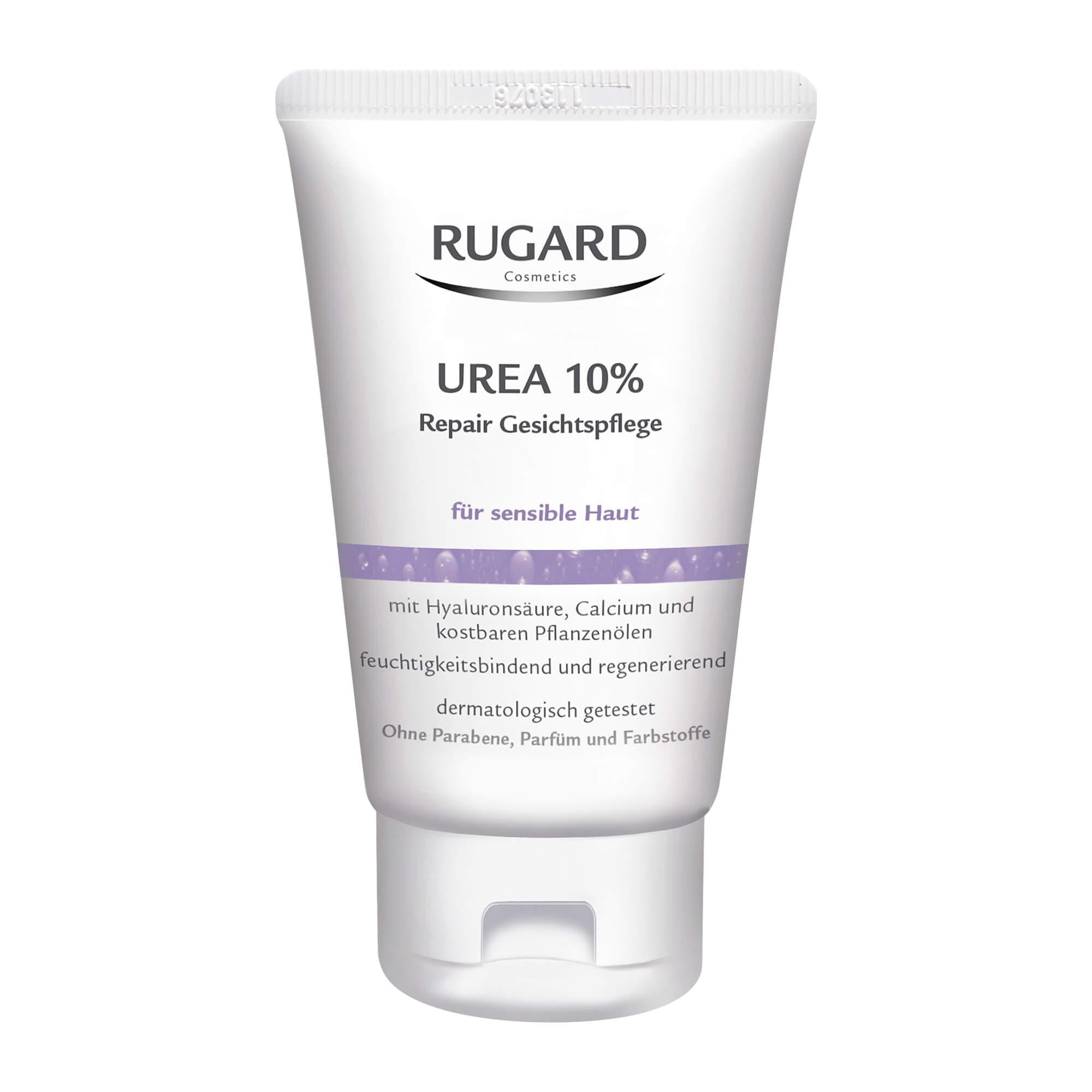 Rugard Urea 10% Gesichtspflege