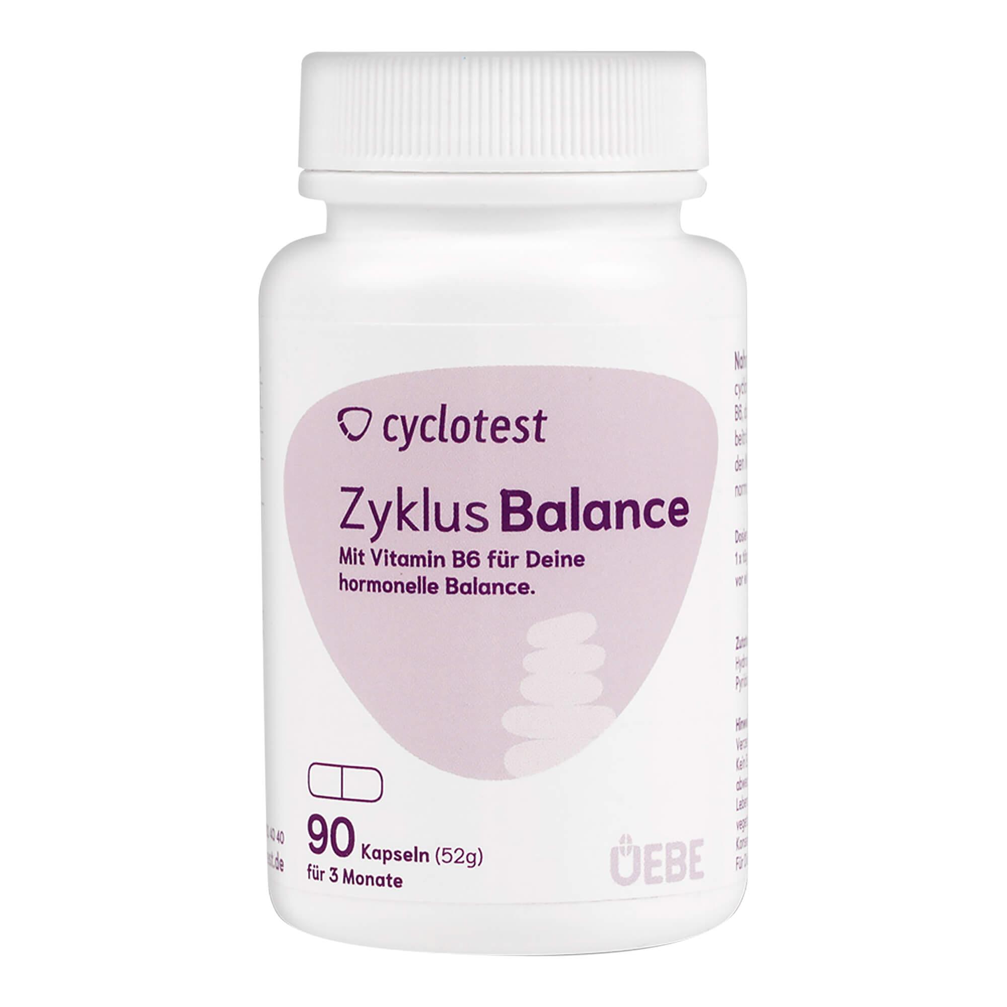 Cyclotest Zyklus-Balance