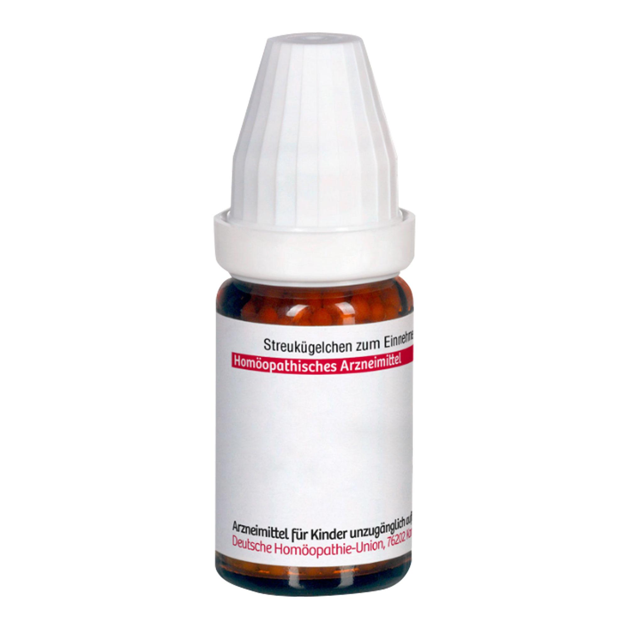 Biochemie DHU 11 Silicea D 12 Globuli