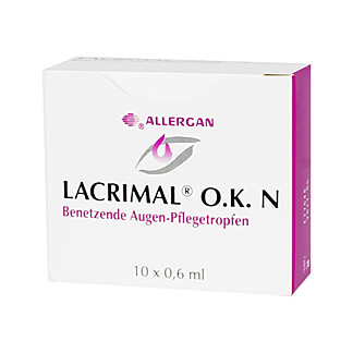 Lacrimal O. K. N Augentropfen