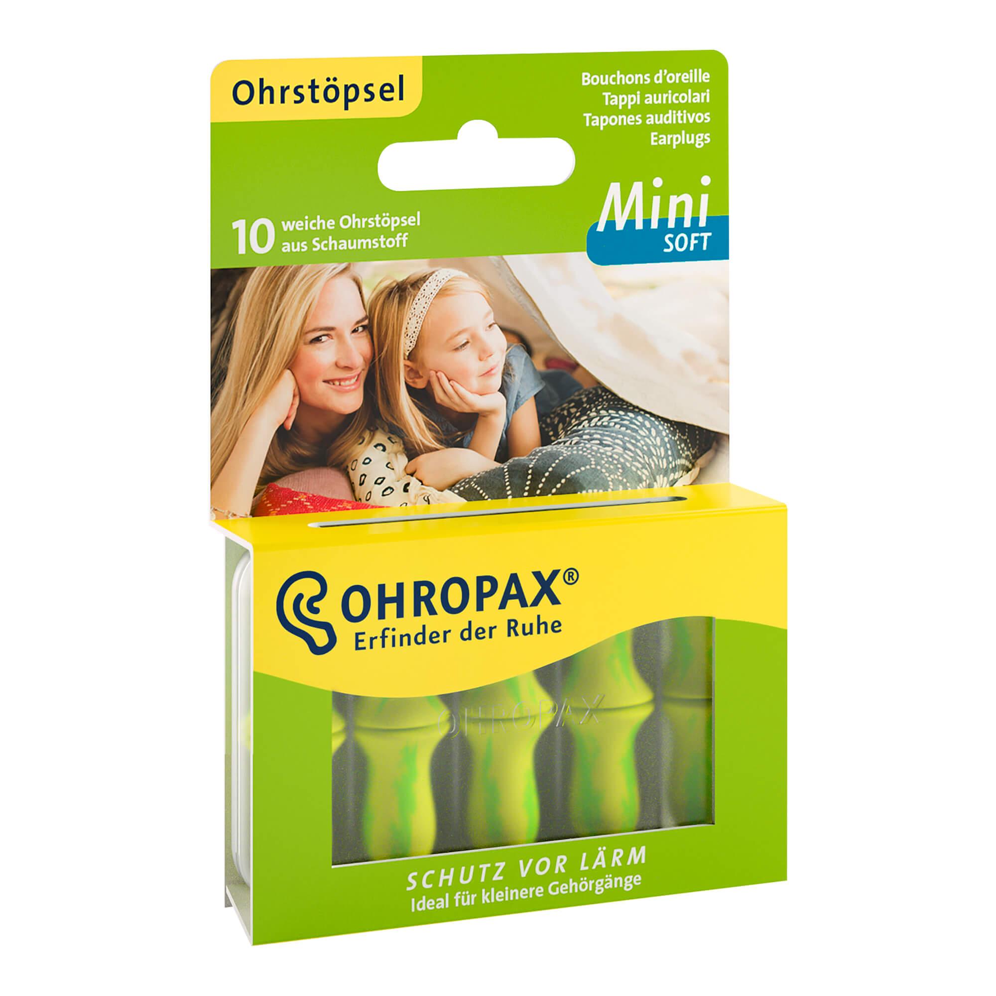 Ohropax Mini Soft