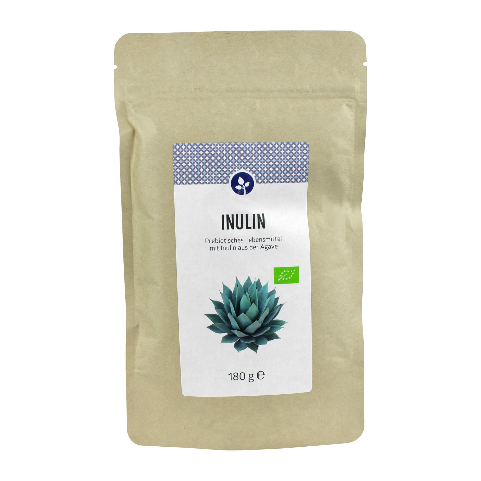 Inulin 100 % Bio Pulver