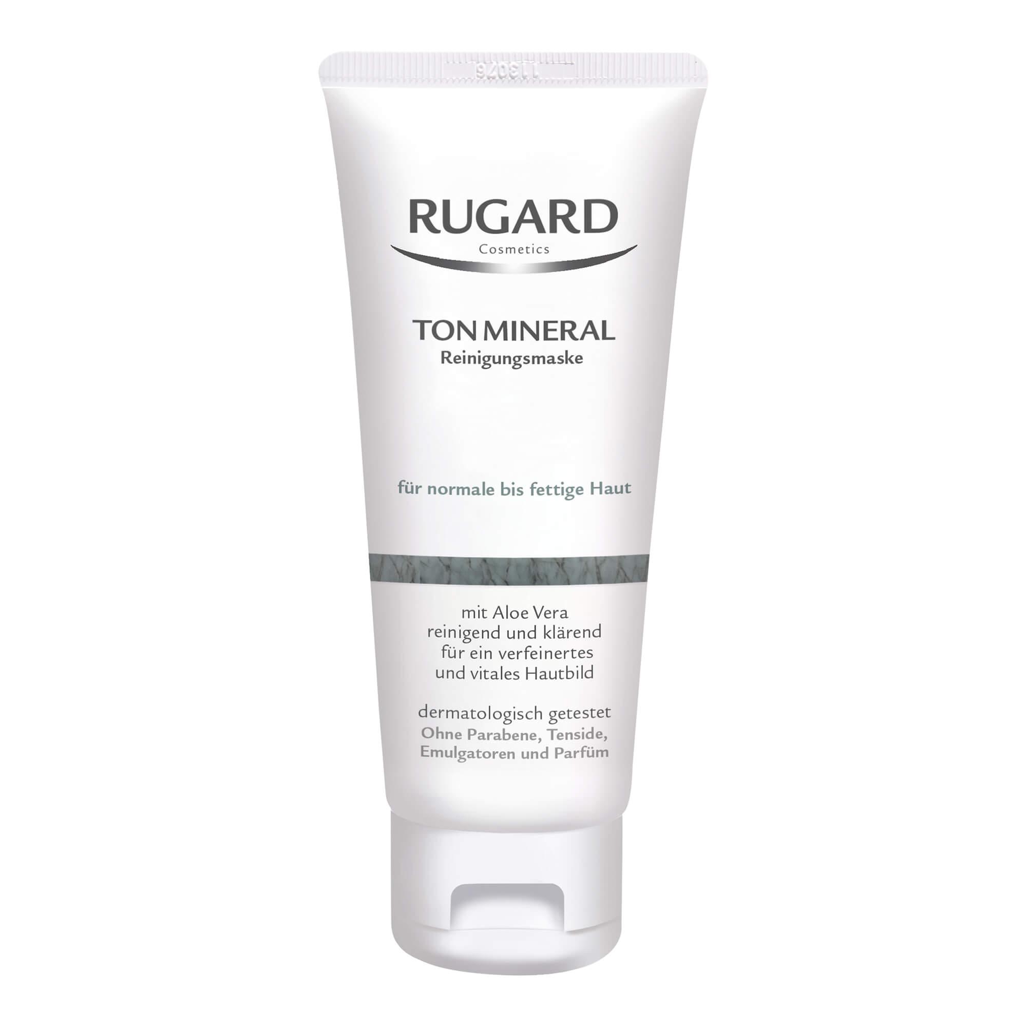 Rugard TonMineral Gel-Maske