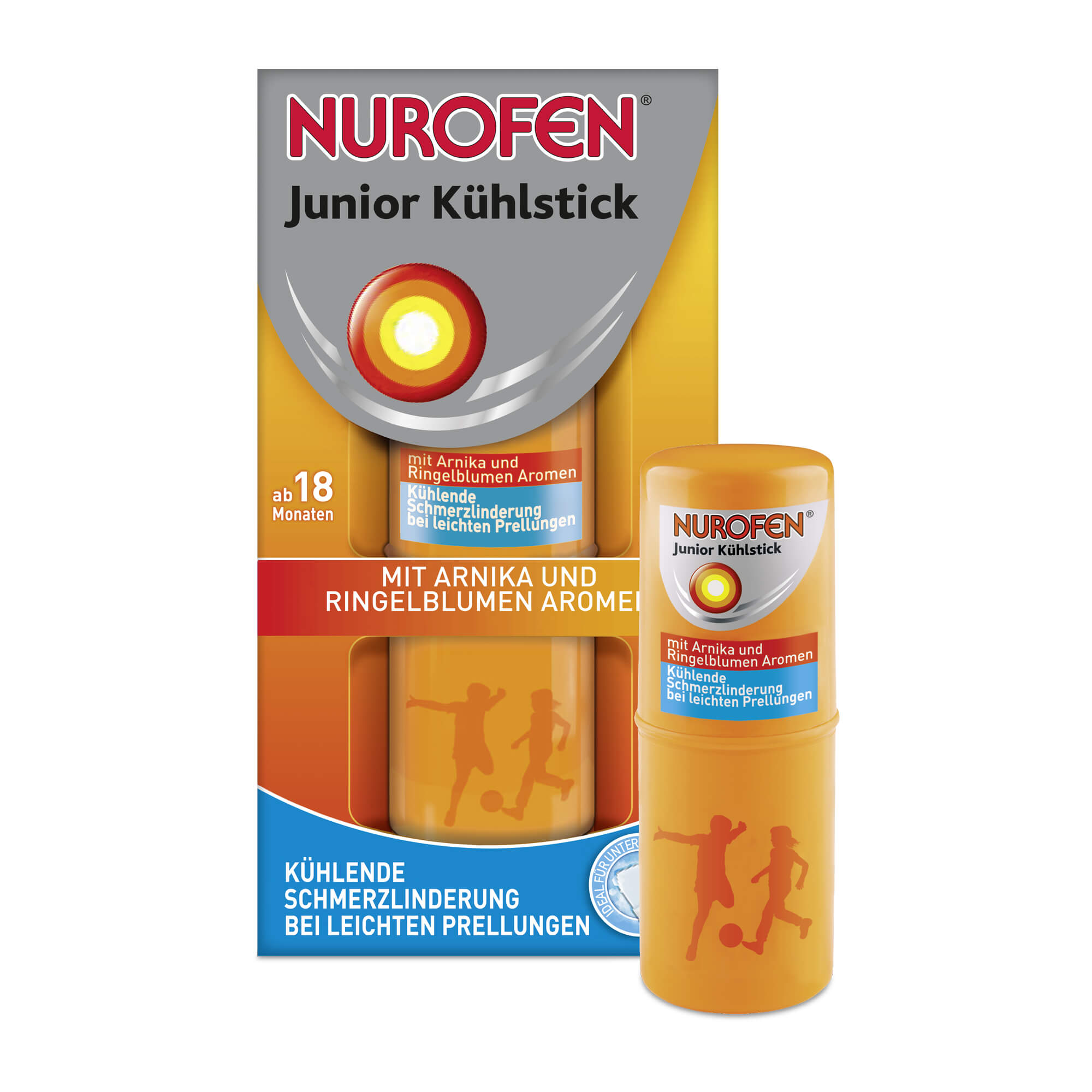 Nurofen Junior Kühlstick bei Mückenstiche