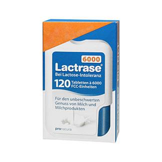 Lactrase 6000 Klickspender