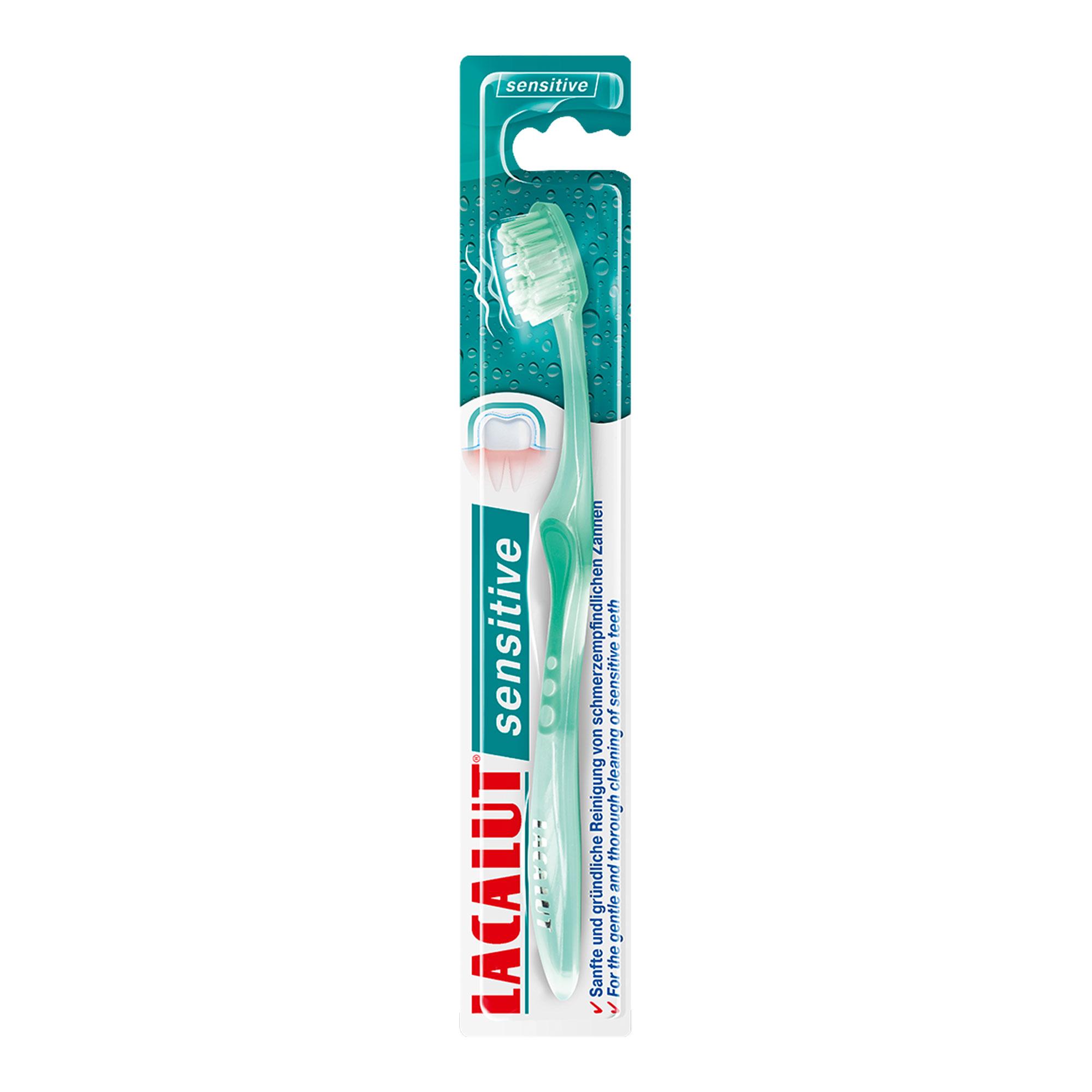 Lacalut Sensitive Zahnbürste