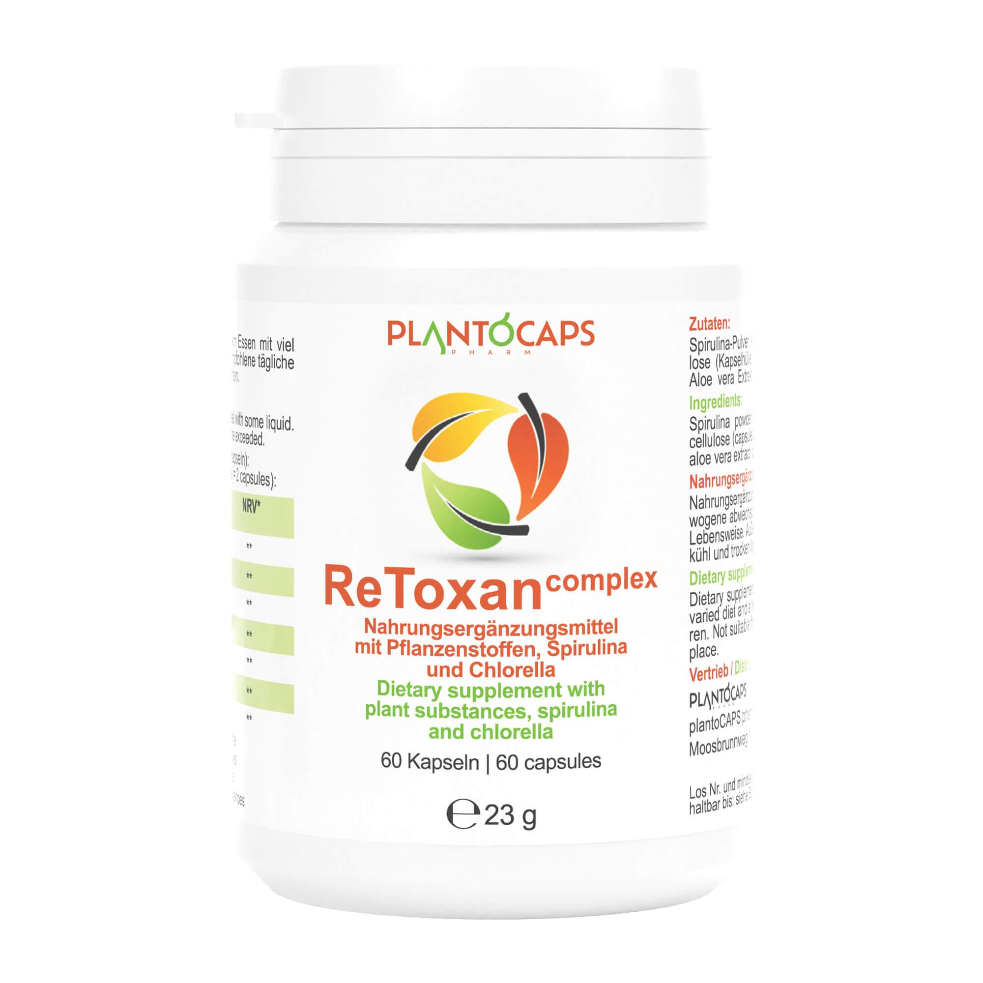 ReToxan Complex