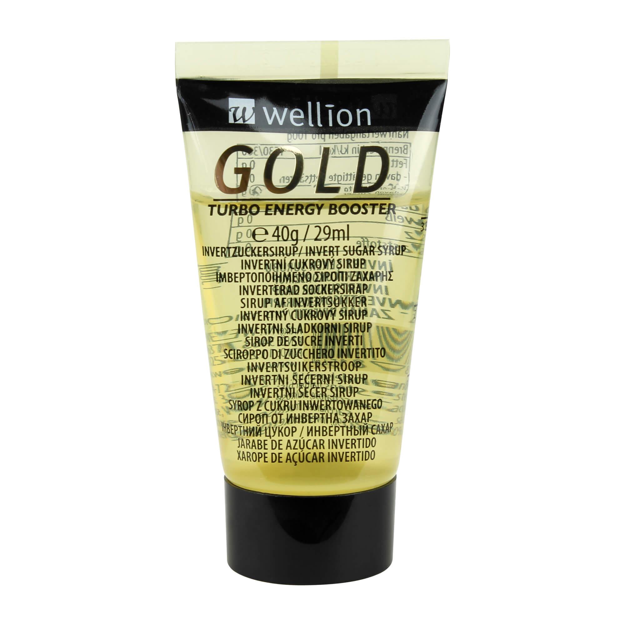 Wellion Invertzuckersirup Gold