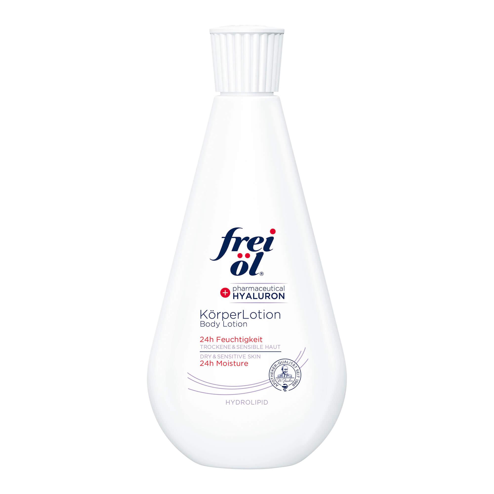 Frei Öl Hydrolipid KörperLotion