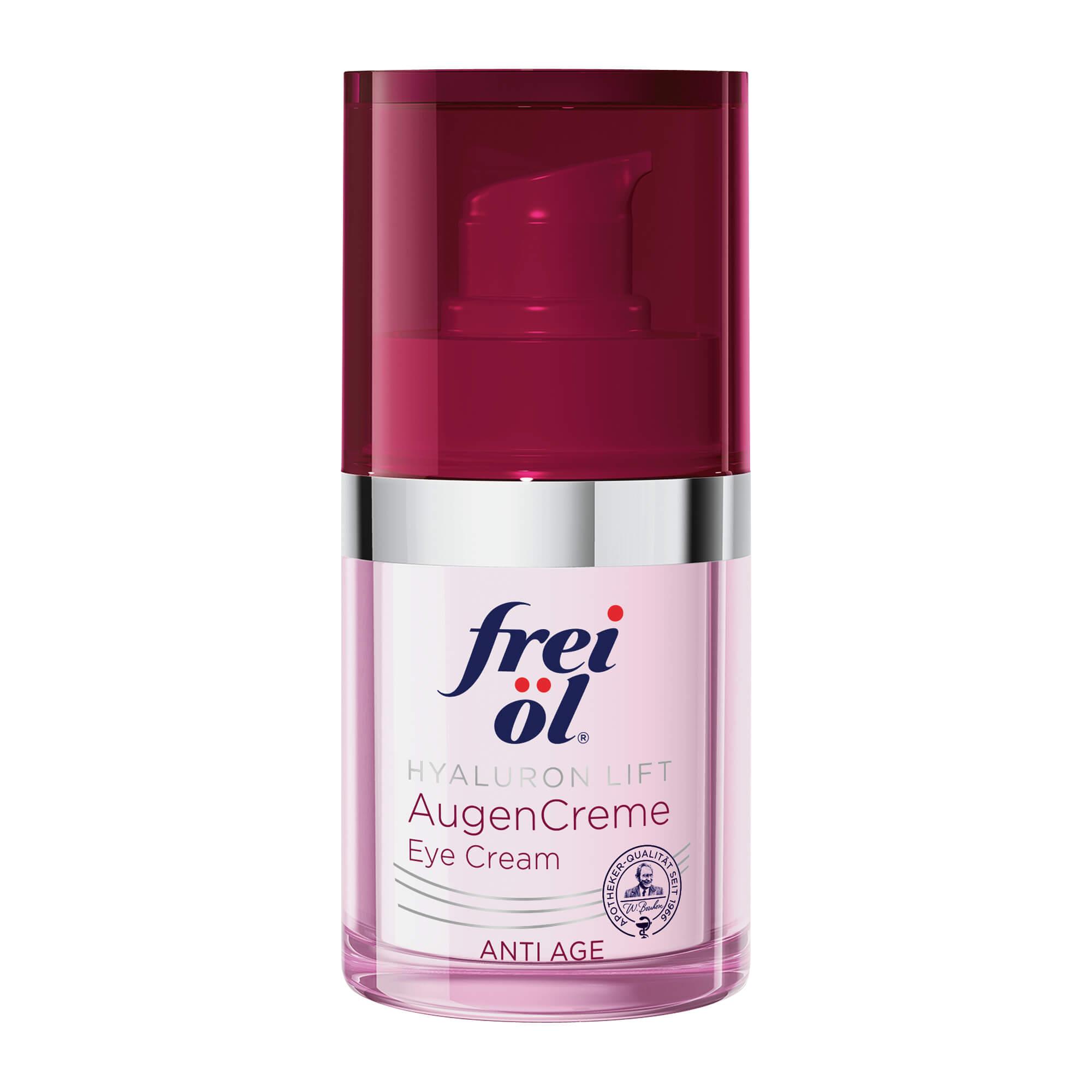 Frei Öl Anti Age Hyaluron Lift AugenCreme