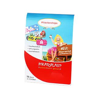 Piratoplast Pflasterstrips für Mädchen