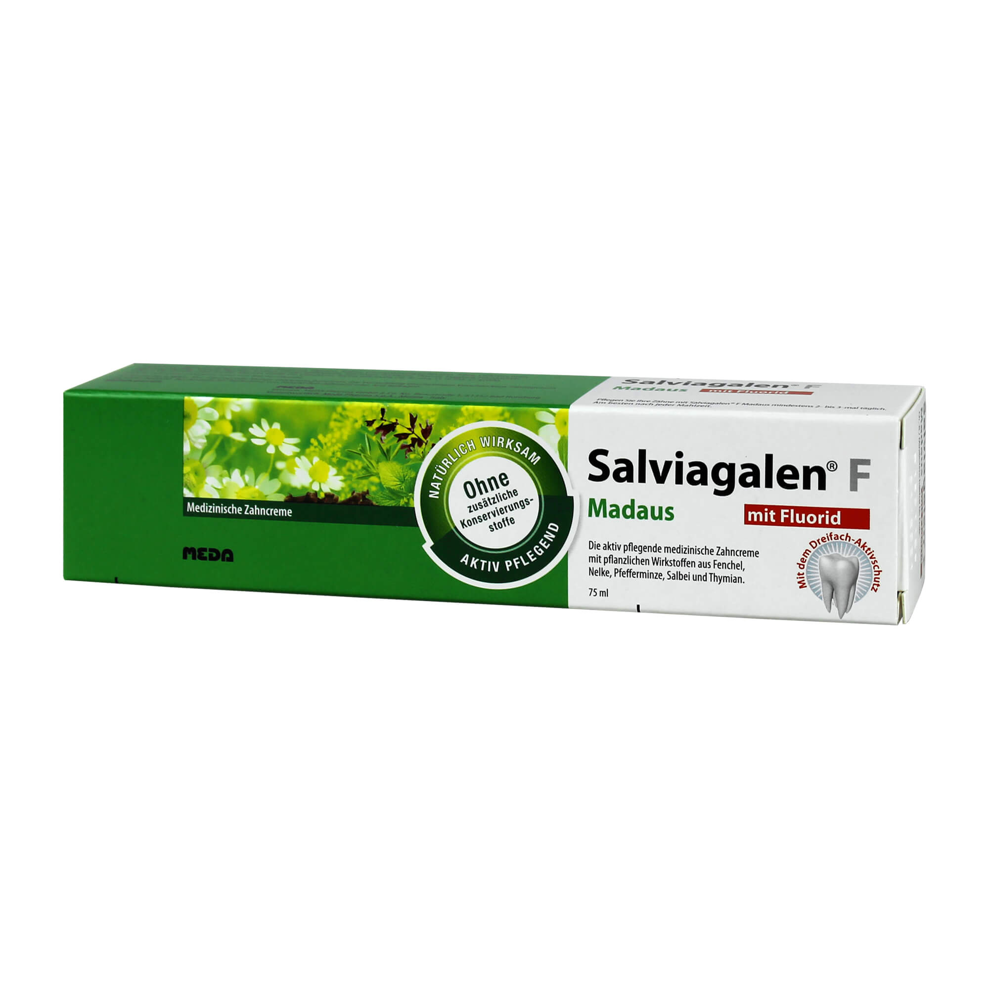 Salviagalen F Zahncreme Madaus