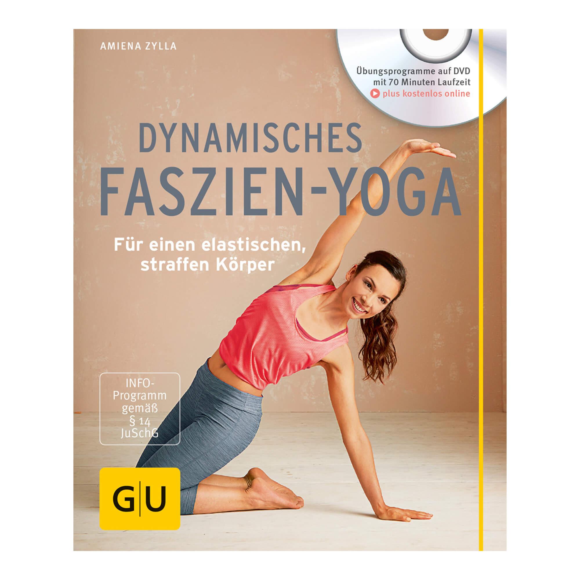 GU Dynamisches Faszien-Yoga mit DVD