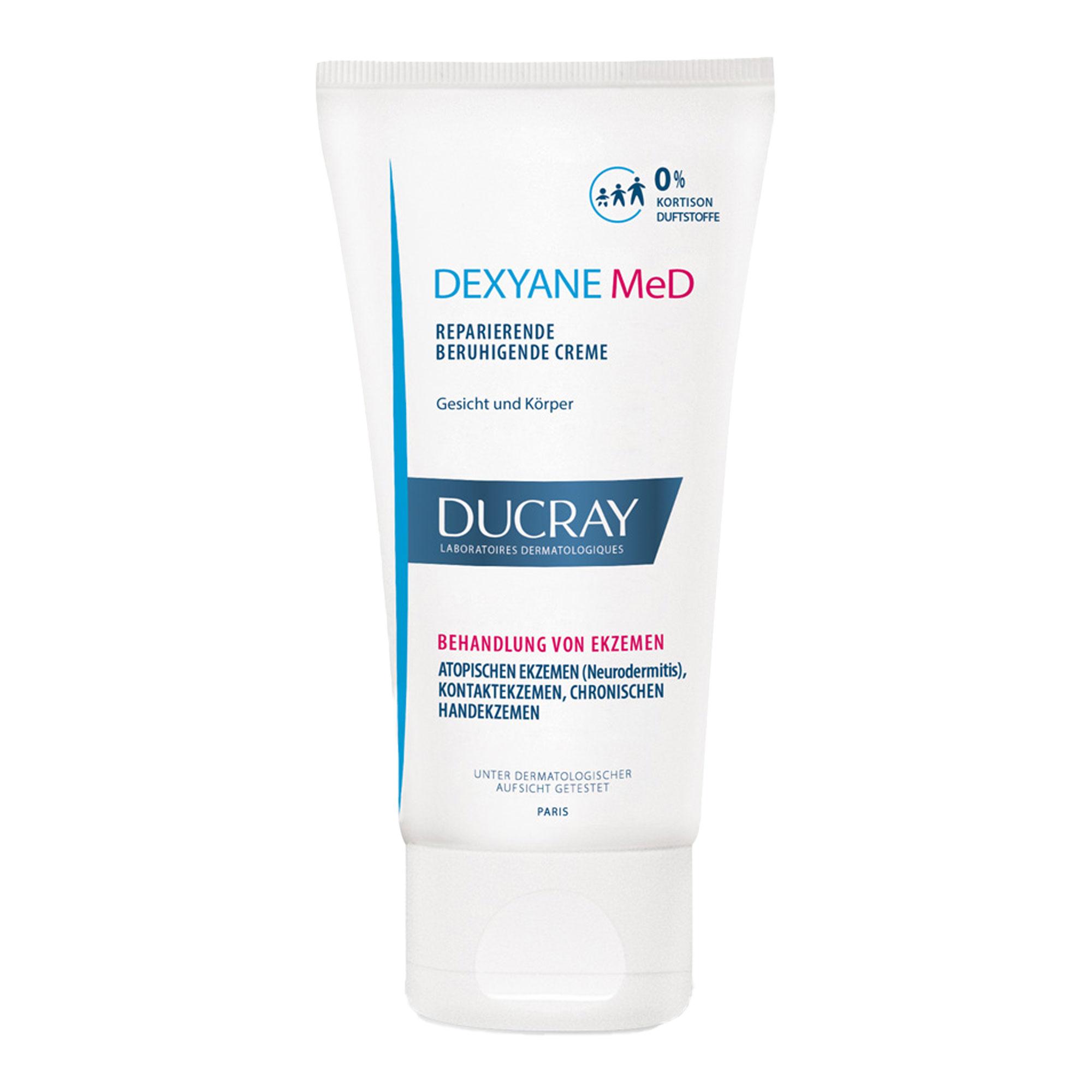 Ducray Dexyane MeD Creme bei Ekzemen