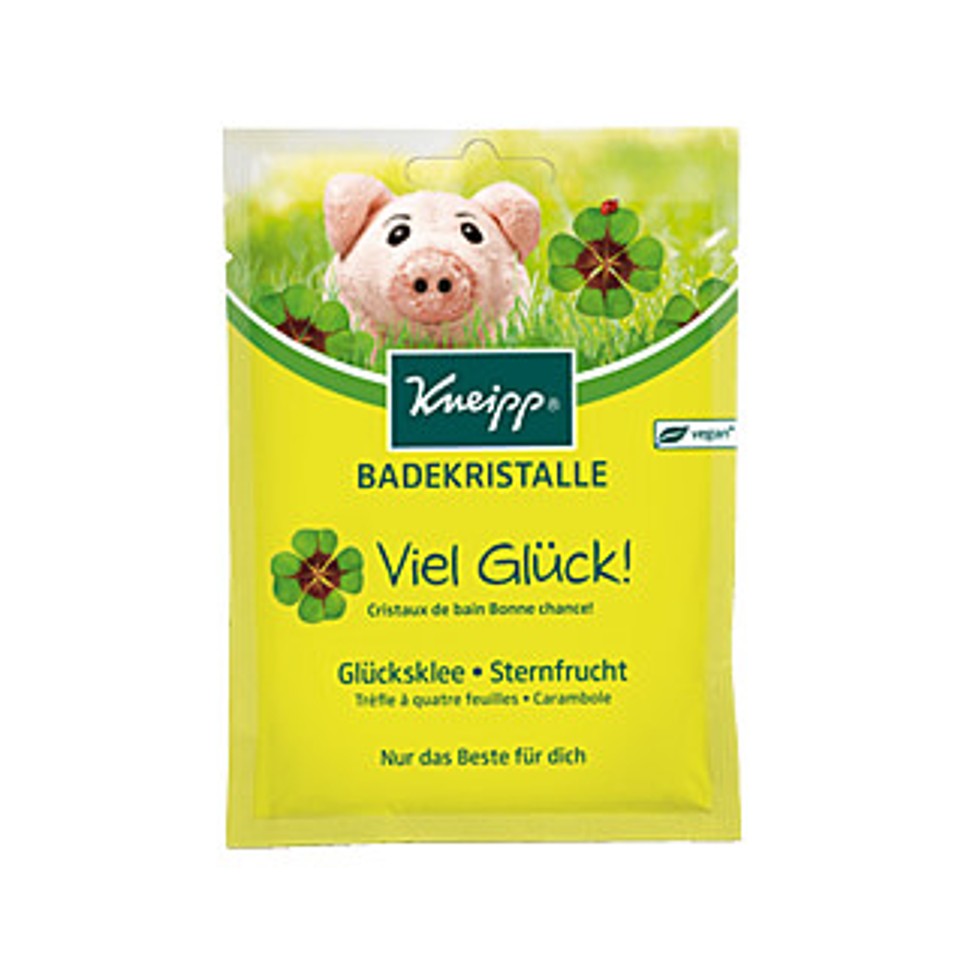 Kneipp Badekristalle Viel Glück!