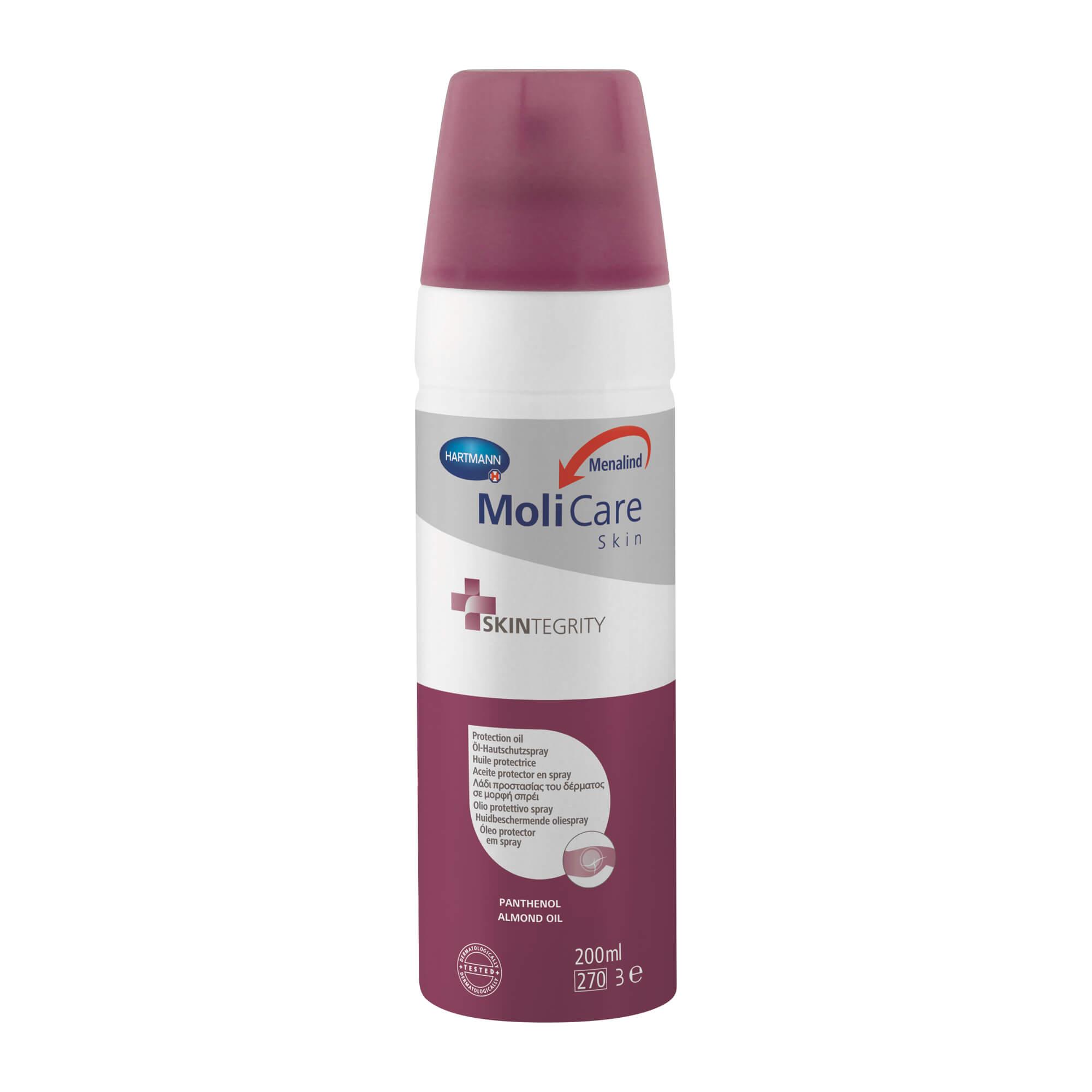 MoliCare Skin Öl-Hautschutzspray
