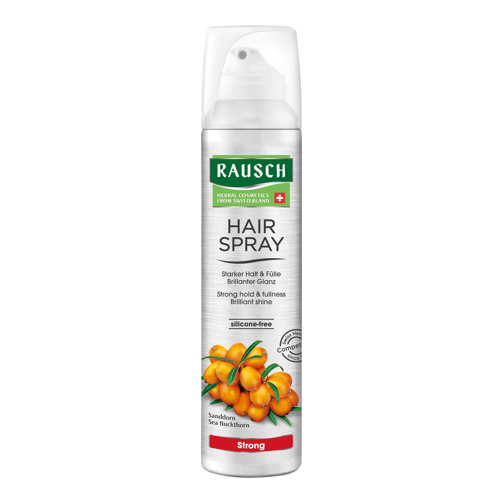 Rausch Haarspray strong Aerosol
