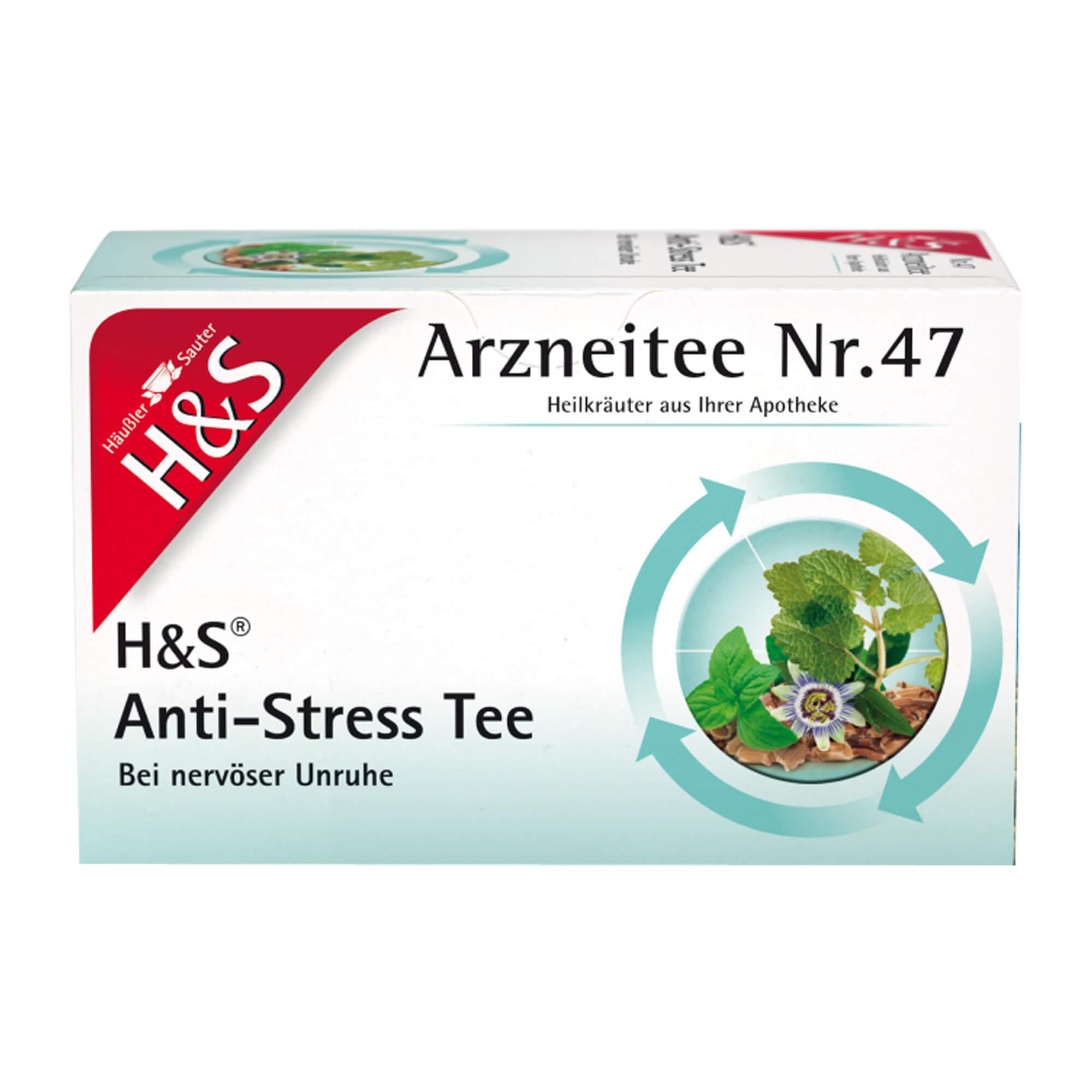 H&S Anti-Stress Tee